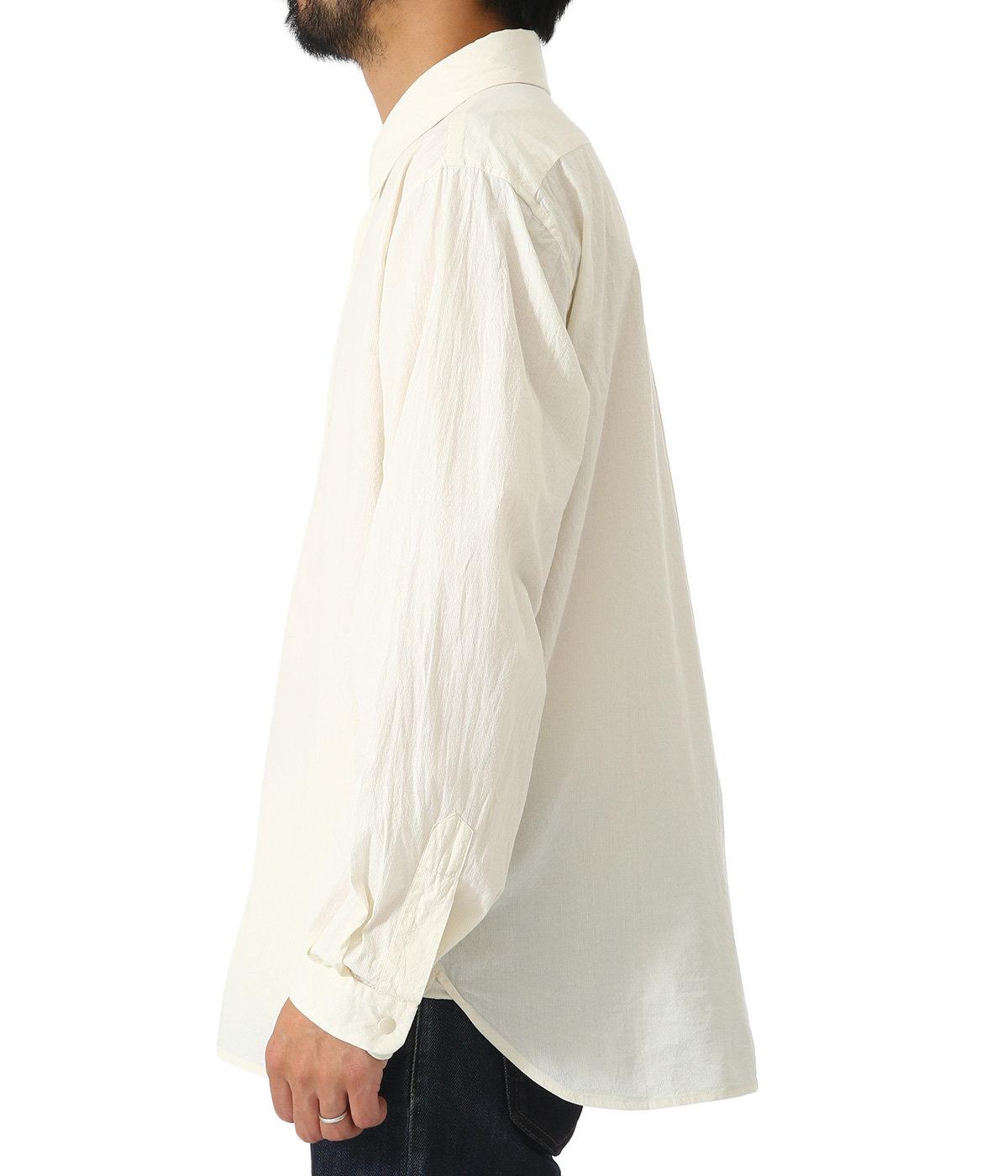 コンフォートシャツ リラックス ロング