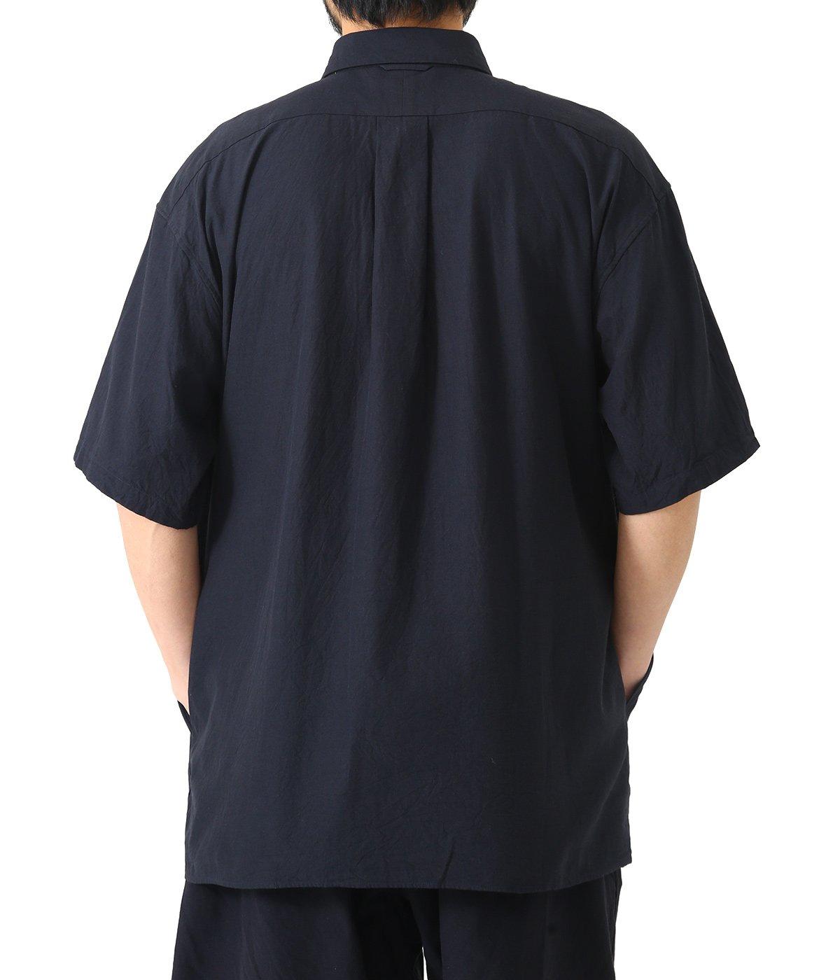 コンフォートシャツ ワイドスクエア S/S
