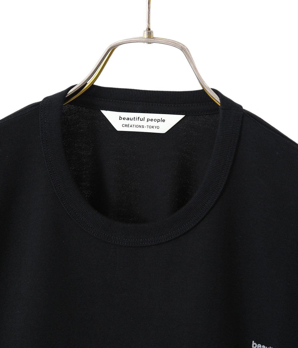 【予約】suvin pima jersey bp logo long-T