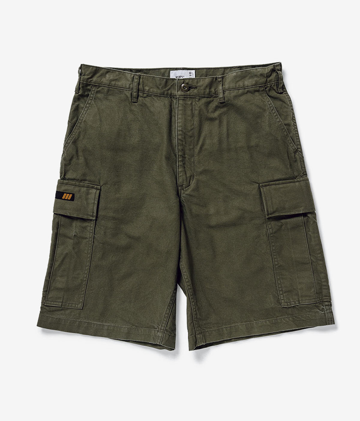 JUNGLE SHORTS / TROUSERS. COTTON. SERGE