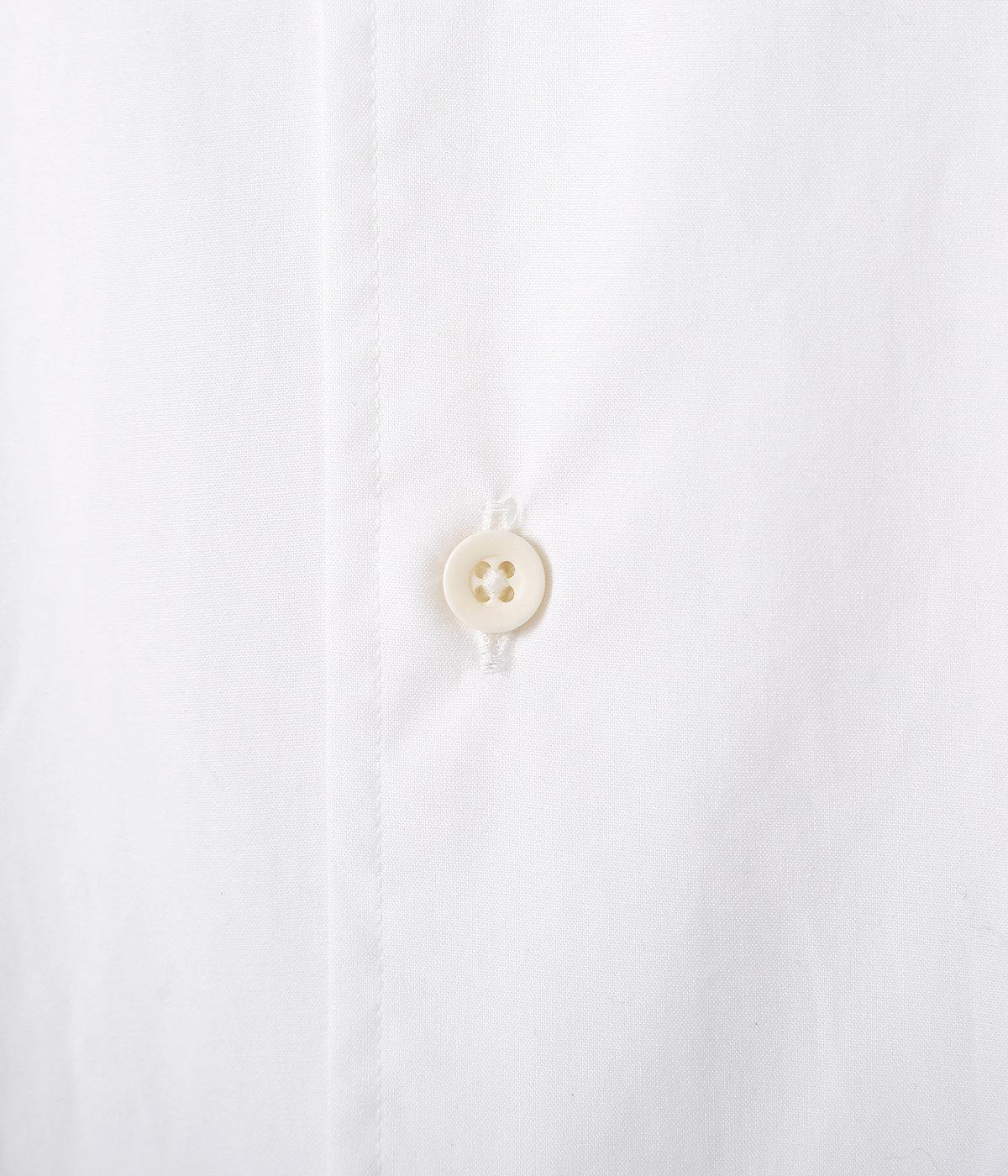 【予約】Supima Cotton poplin  MINIMAL SHIRTS