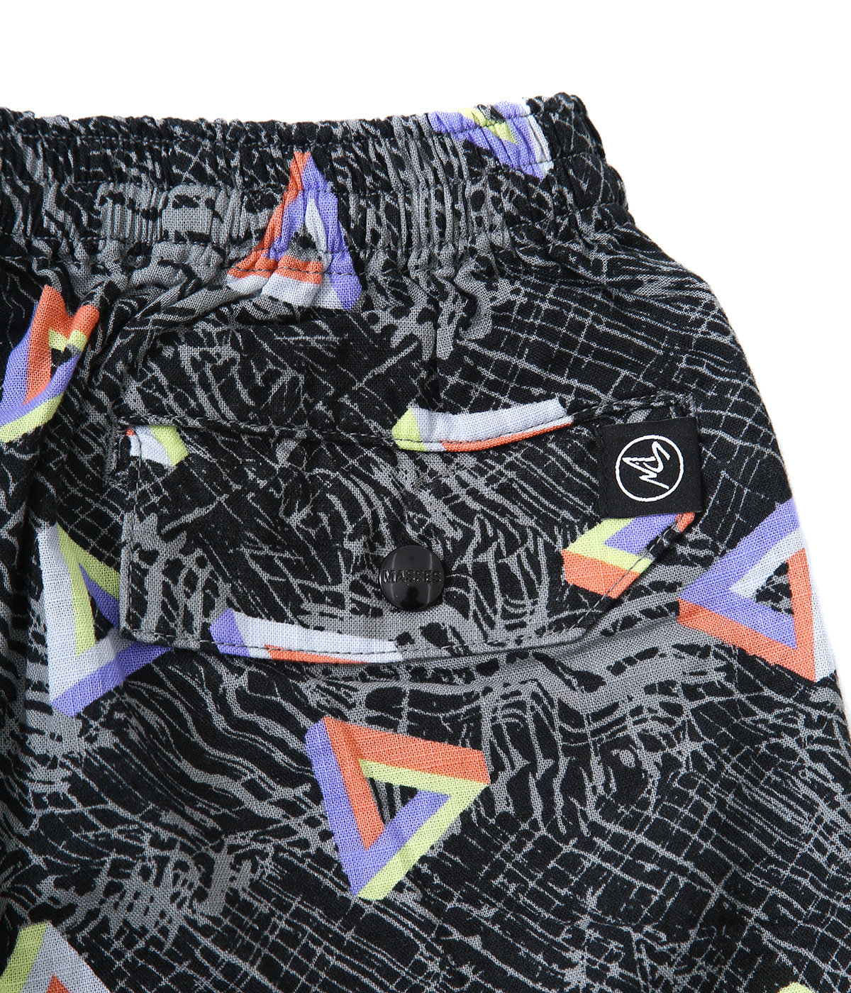 SPACE TRIANGLE SHORTS