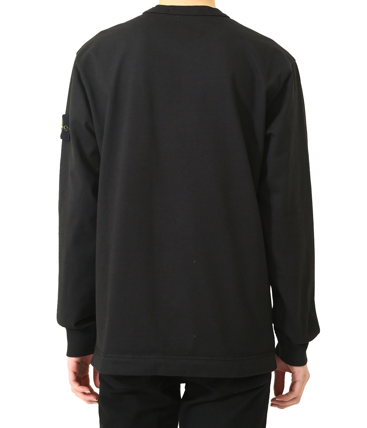 HEAVY COTTON JERSEY SWEAT