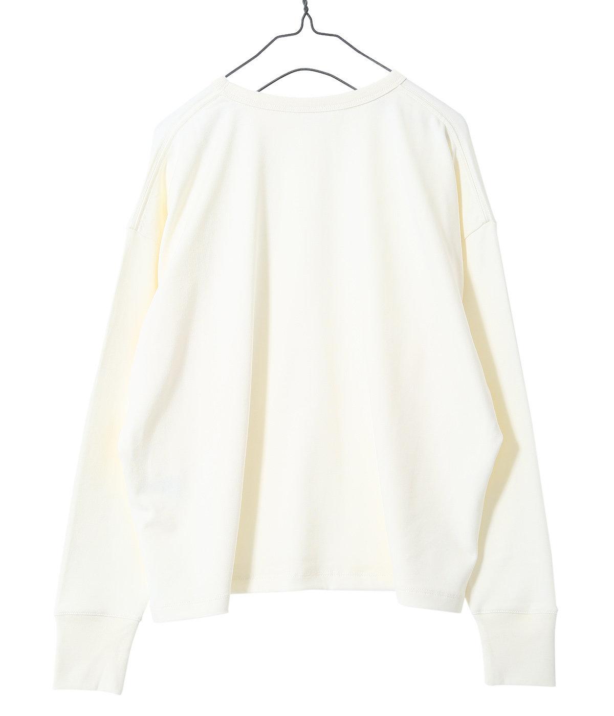 【レディース】suvin pima jersey long Tshirt