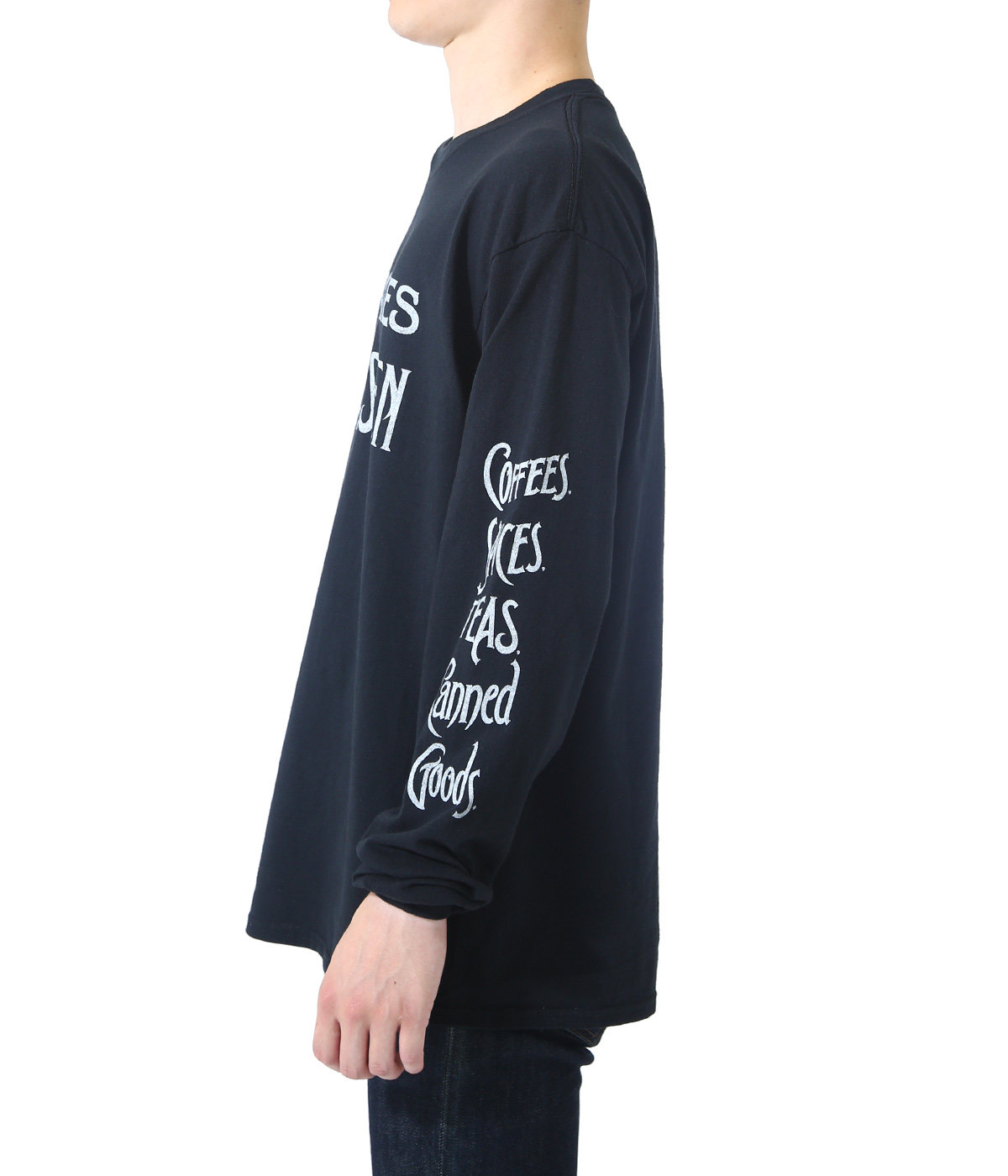 "LONG SLEEVES T-SHIRTS ""PERRY"""