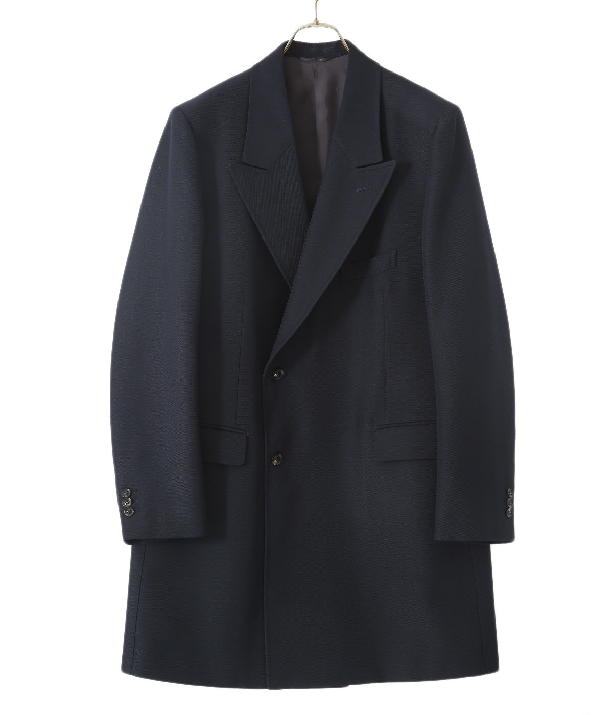 Pe/W HAND-PAINTED LONG TAILORED JACKET