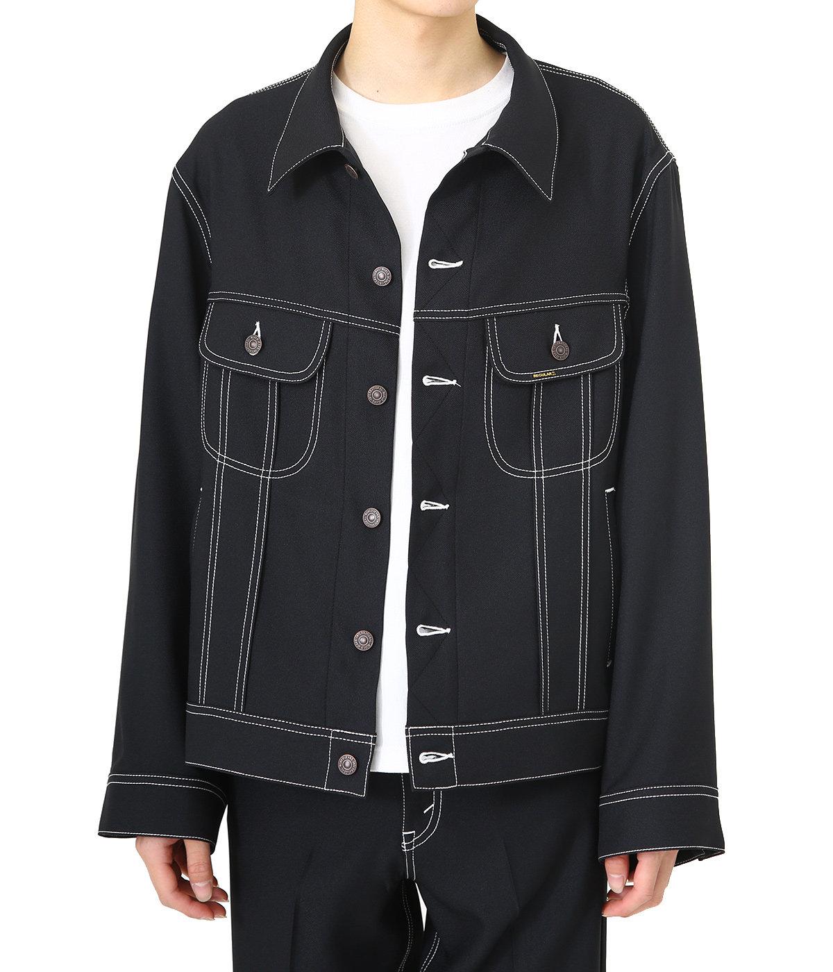"""REGULAR"" Polyester Jacket"