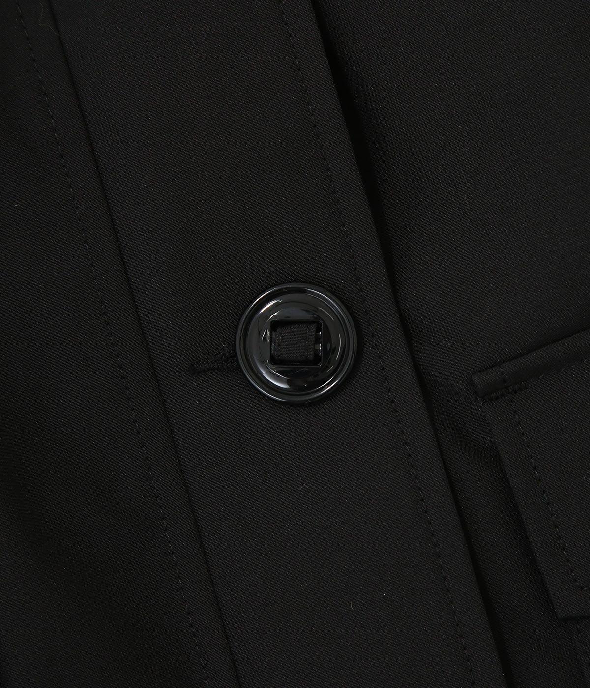 【レディース】<BRONTE PARKA(ブロンテパーカー)>-ブラック-