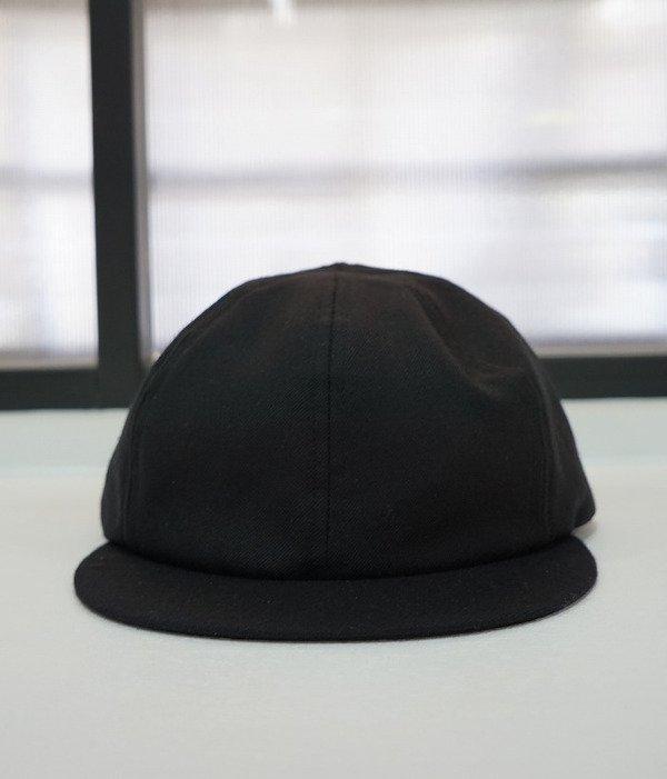 【予約】SUIT FABRIC SHORT BRIM CAP