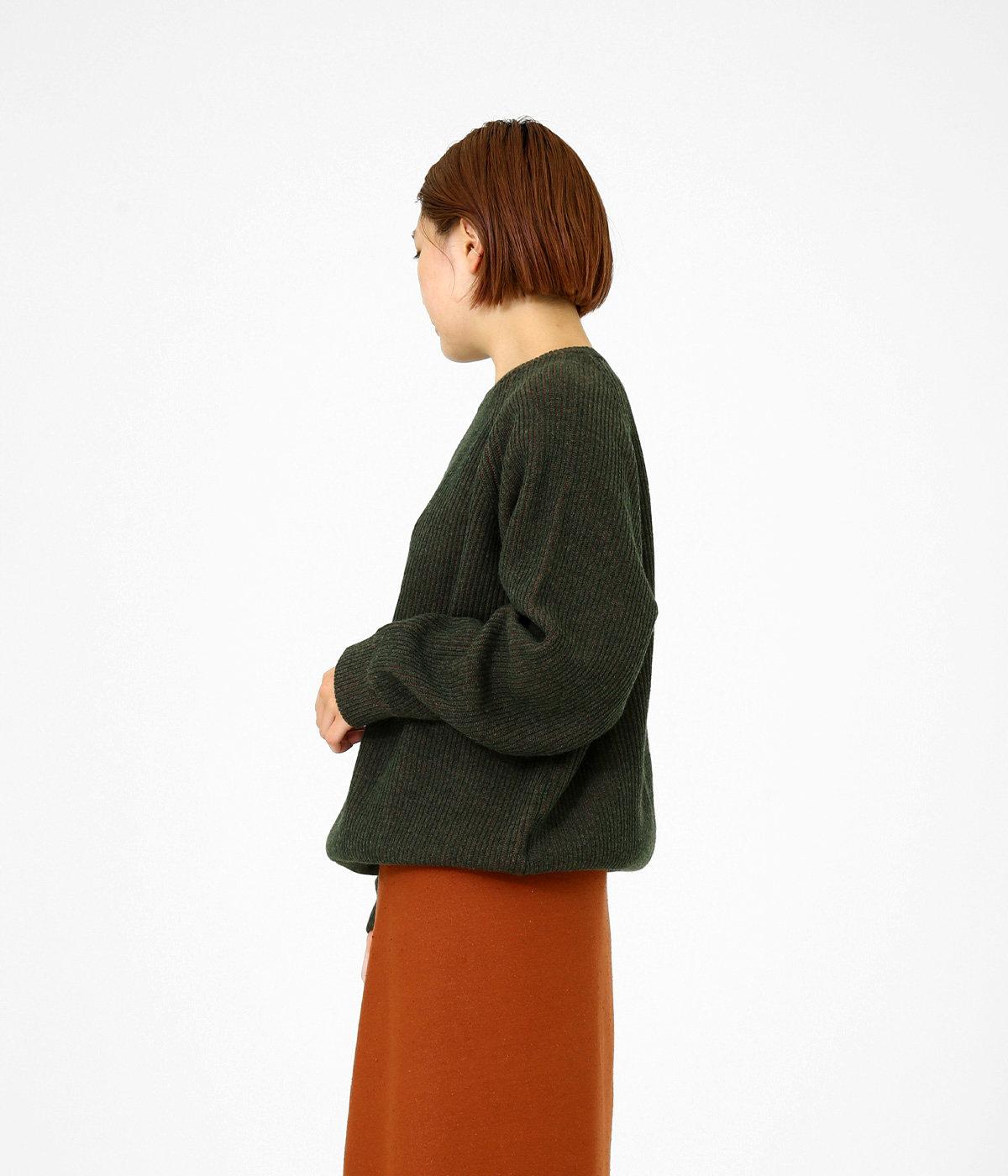 【ダークグリーン】NARUMI ( 158cm ):M