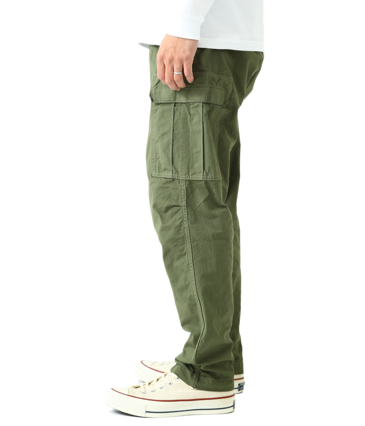 EASY CARGO PANTS