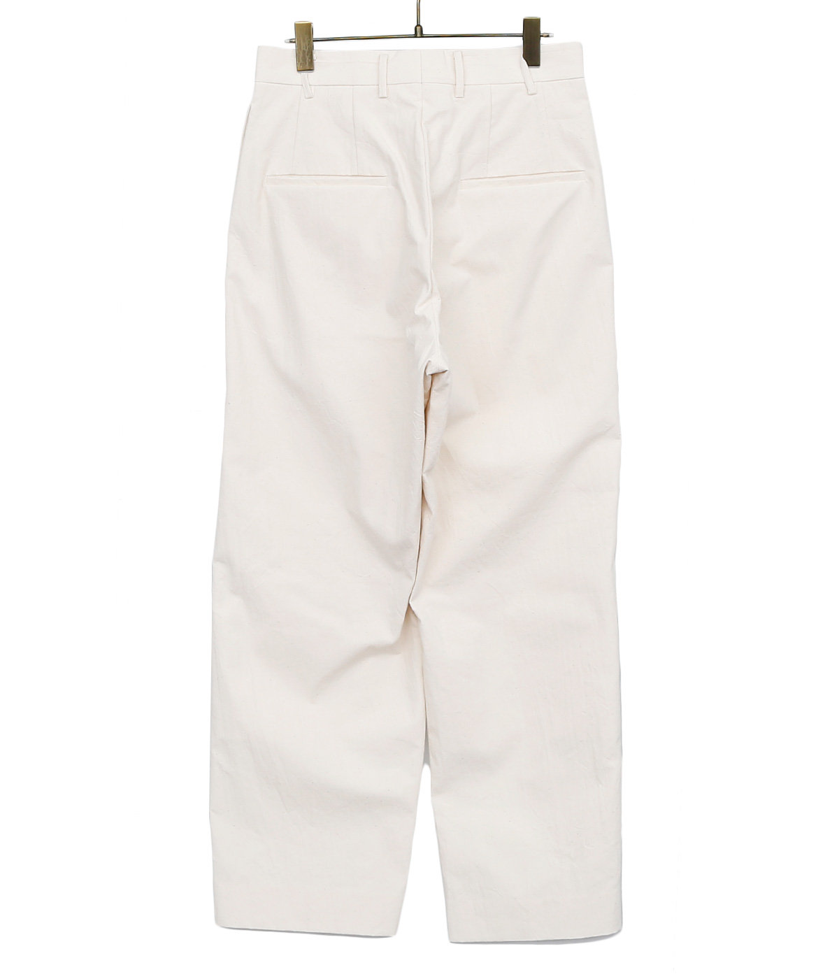 WIDE TAPERED PANTS A