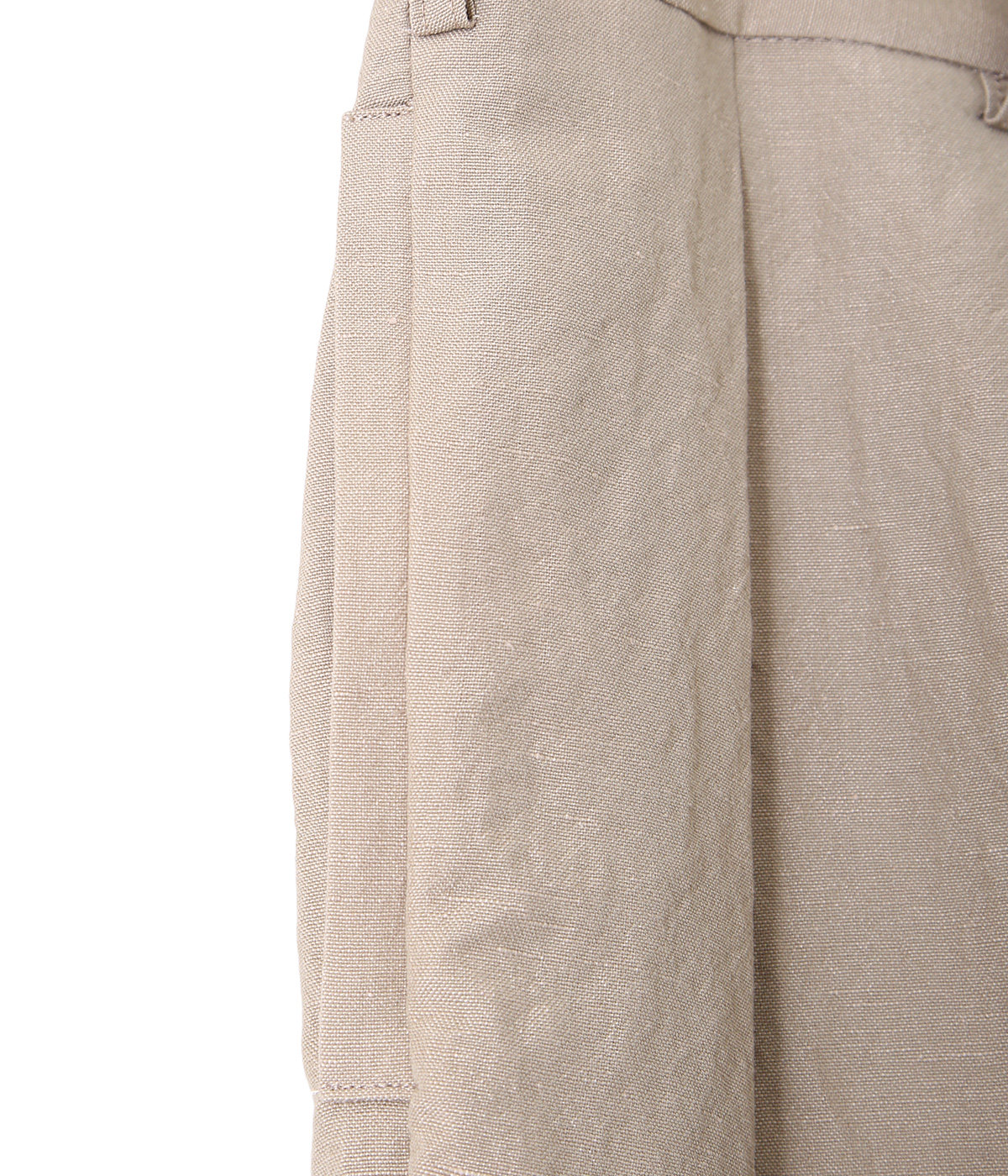 WIDE TAPERED PANTS C