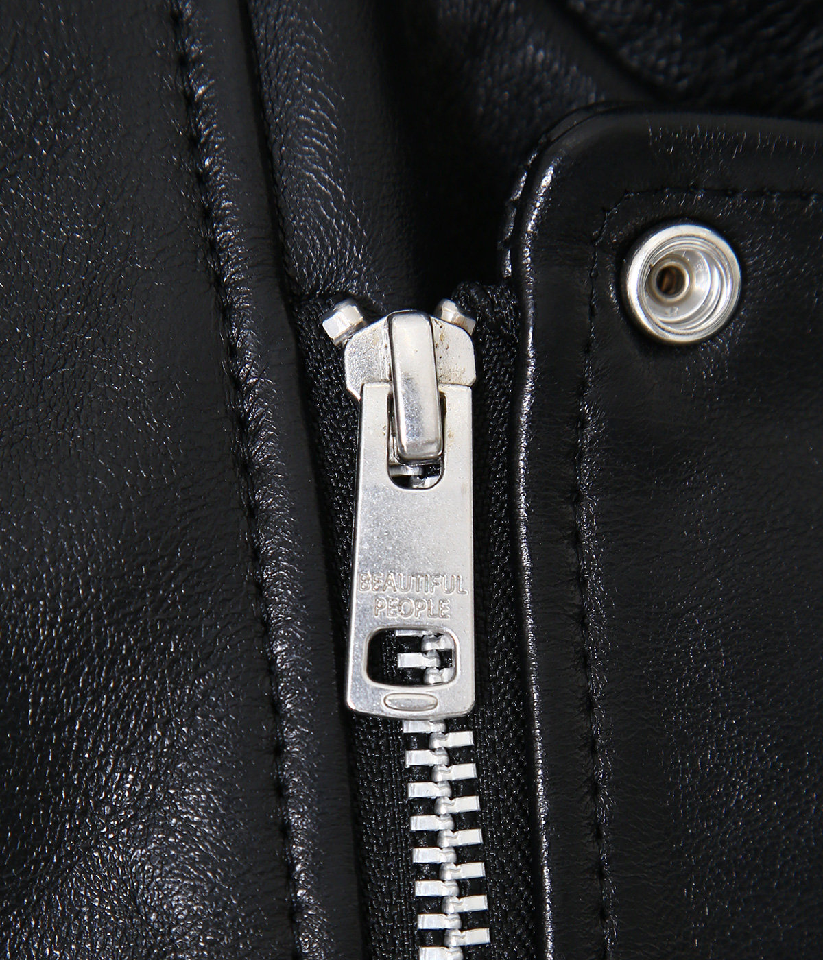 【レディース】vintage leather THE / a riders jacket