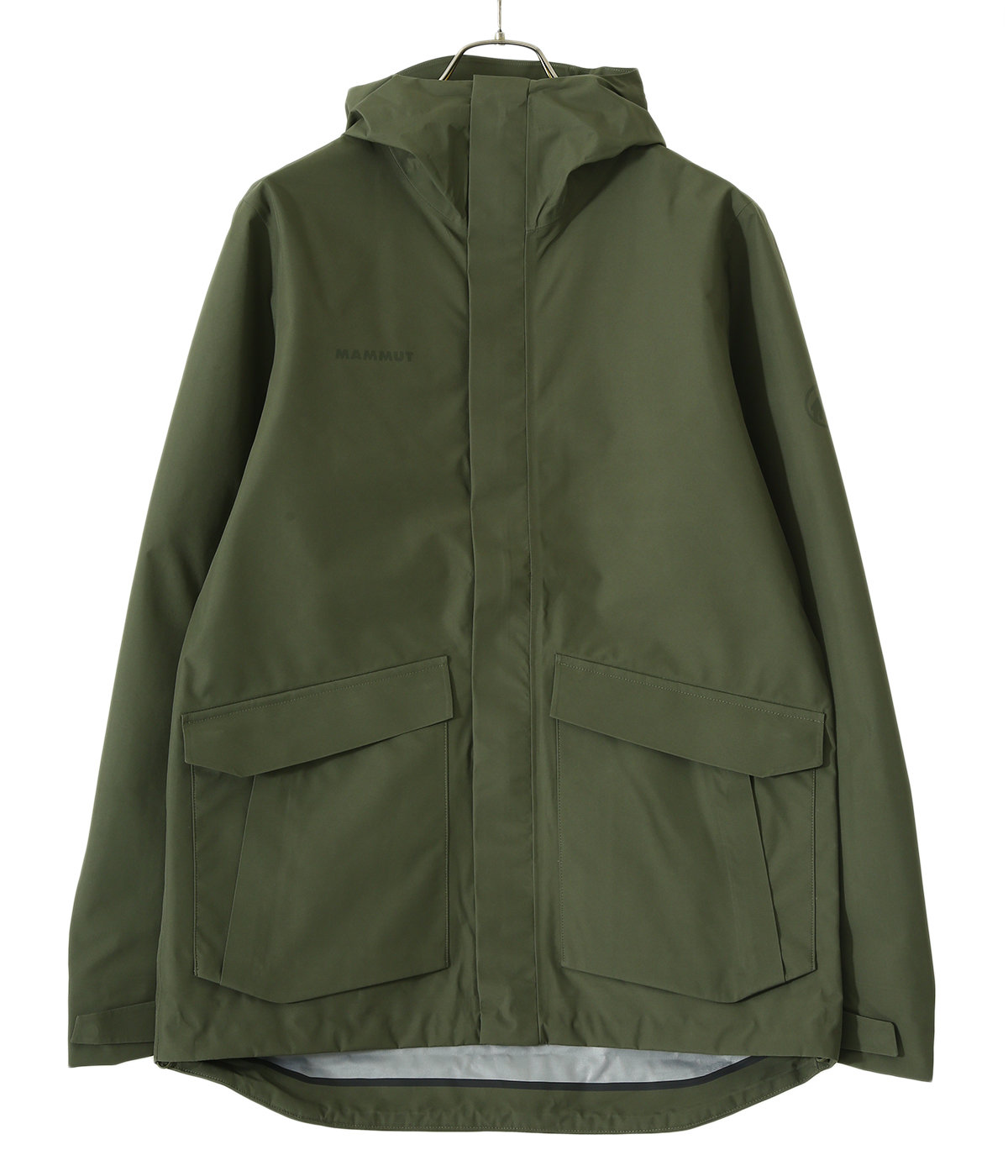 【予約】Mammut 3L HS Hooded Jacket Men