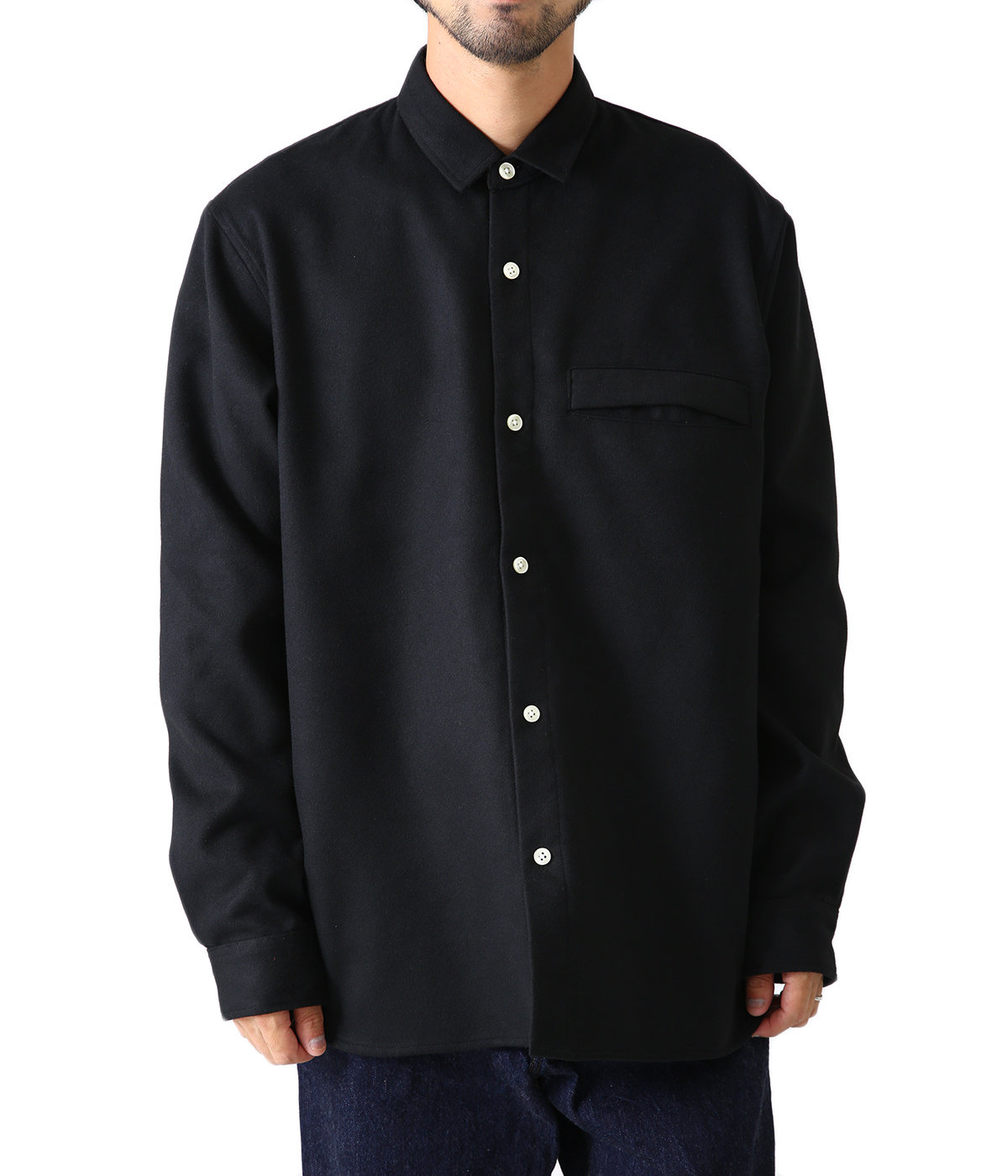 nelson L/S shirts
