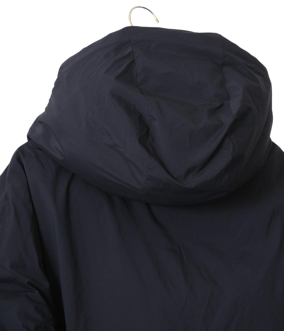 down hoodie jkt