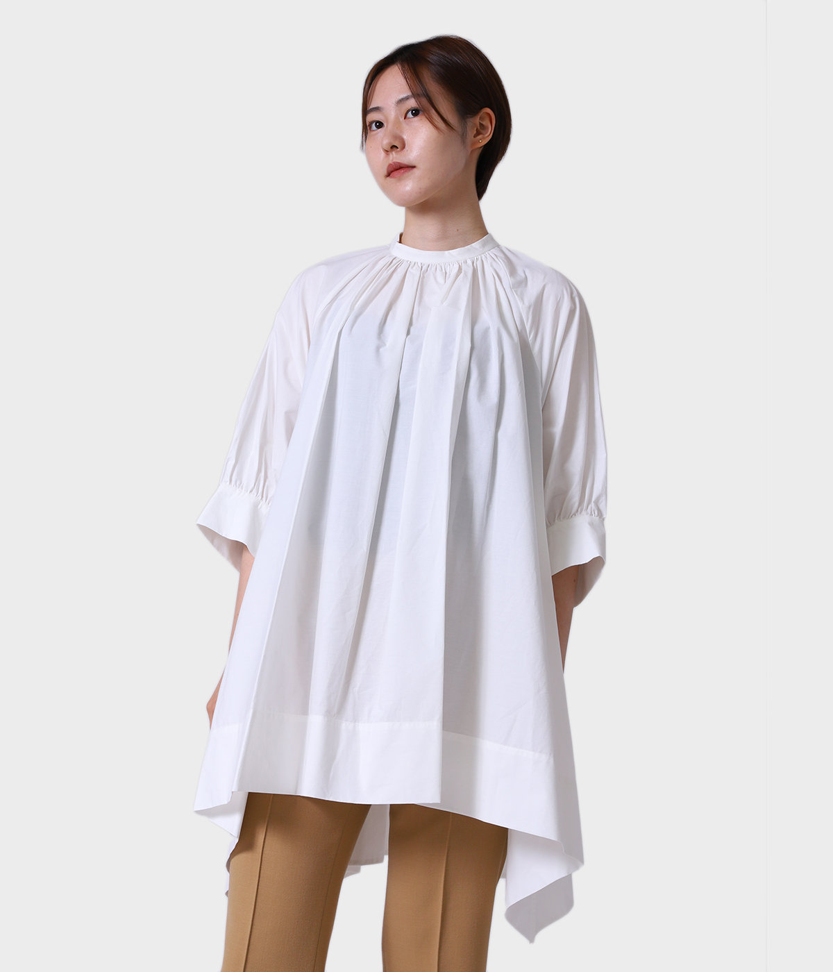 model(169cm) 着用サイズ:1