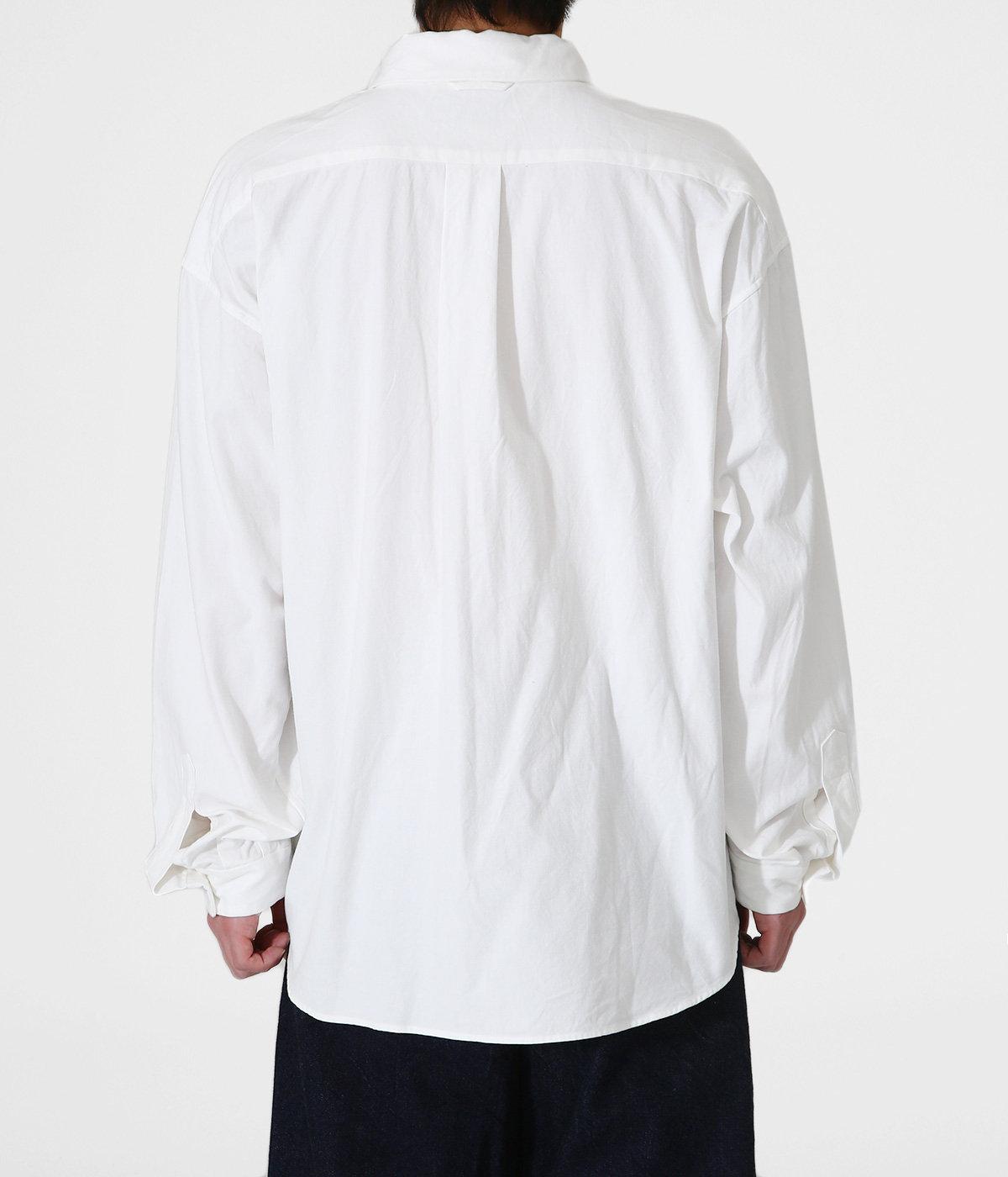 コンフォートシャツ エクストラワイド OX