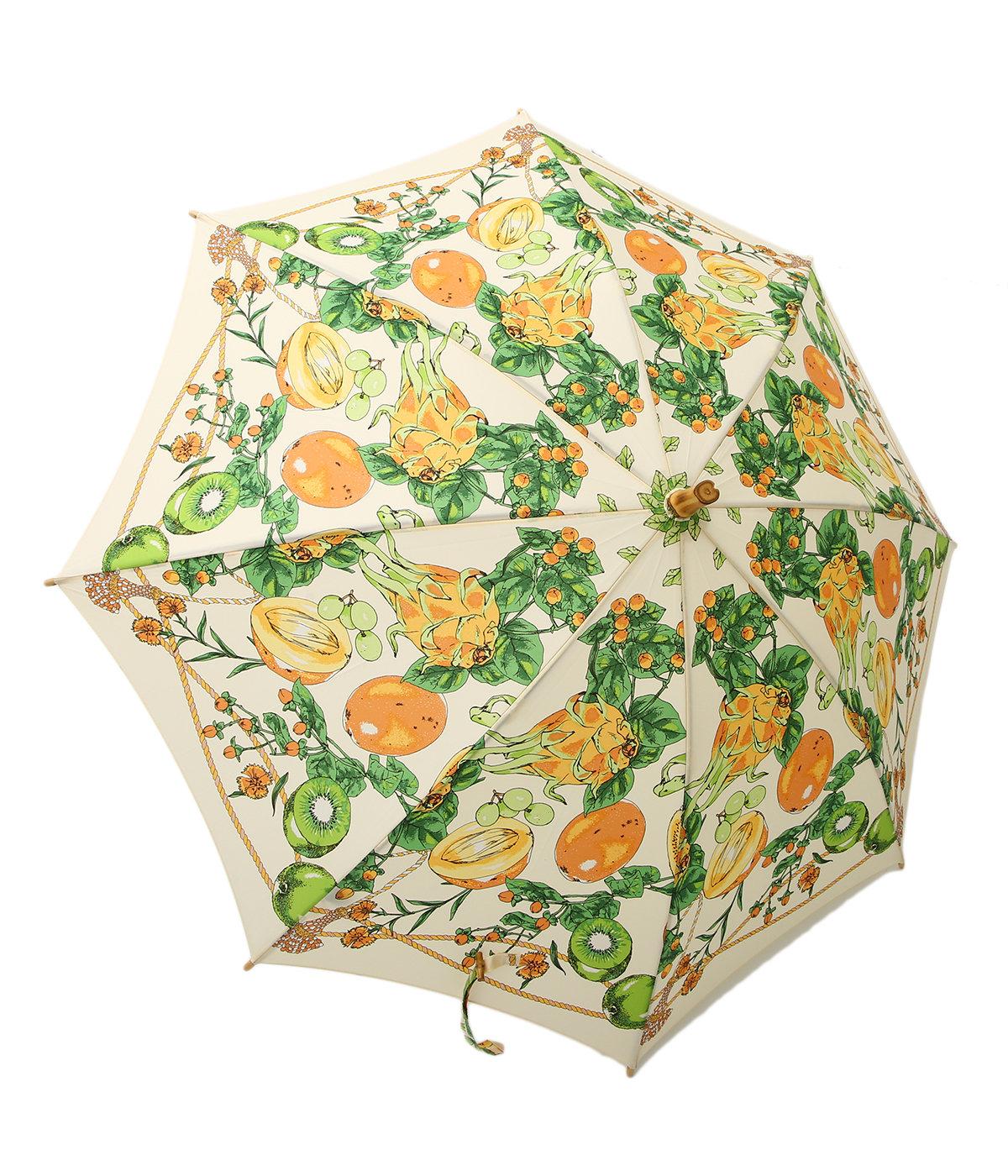 【レディース】<Umbrella(長傘)>フルーツバスケット