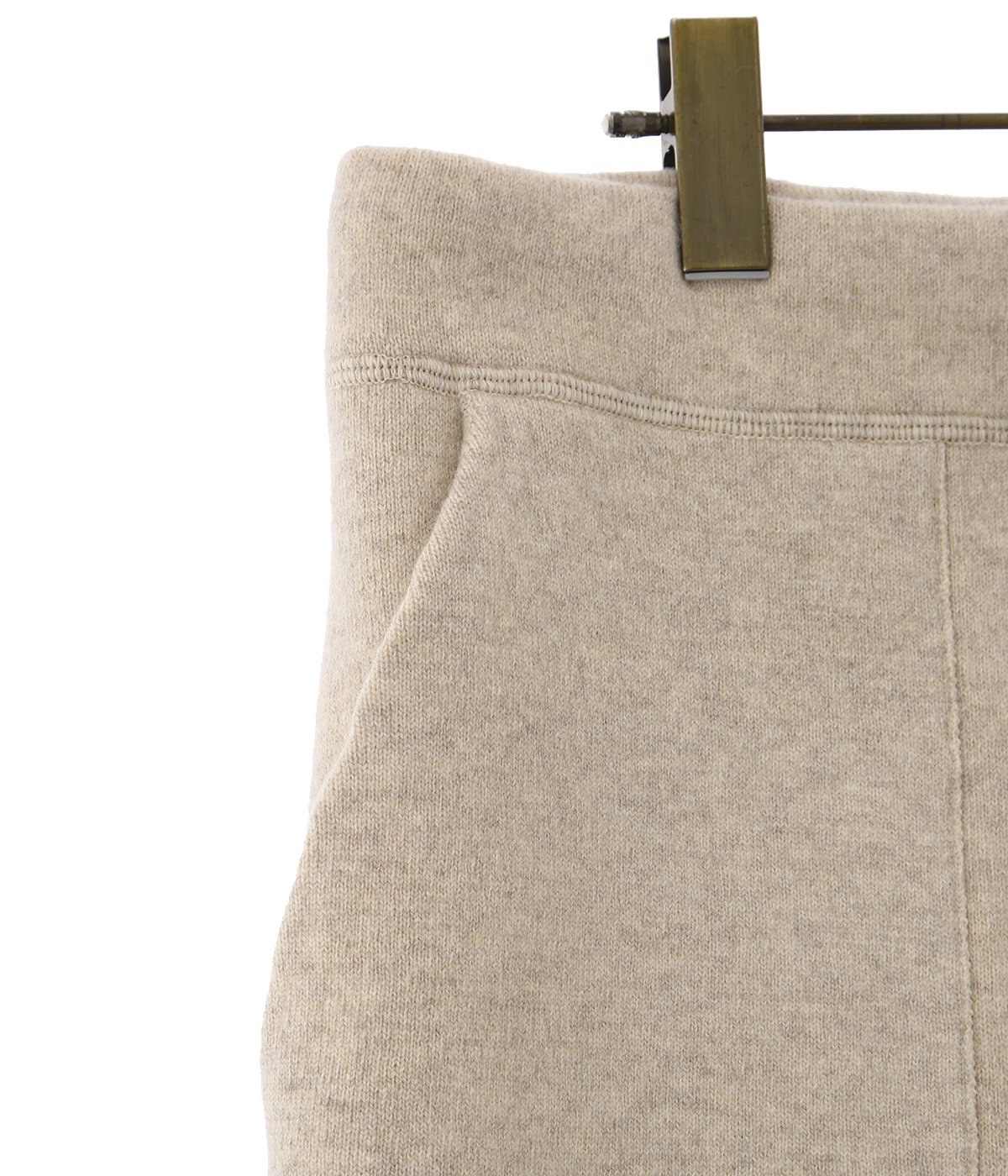 Double -Faced Knit Sweat pants