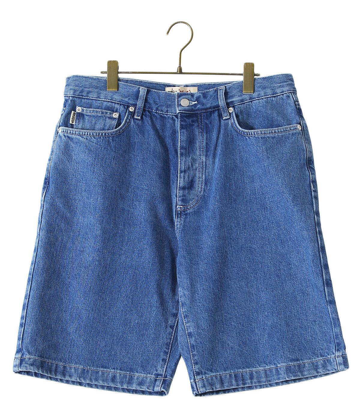 Denim Big Ol Jean Shorts