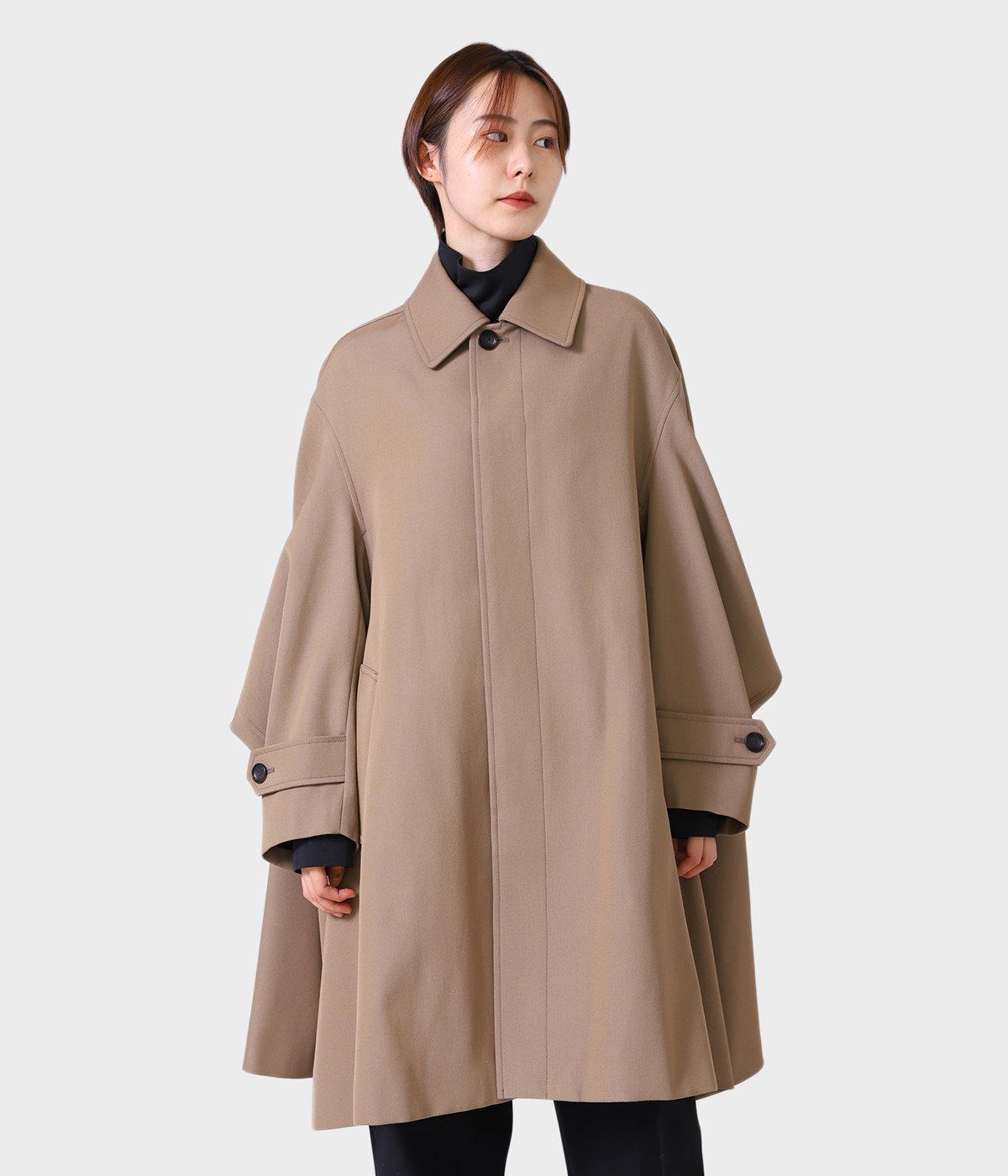 model(169cm) 着用サイズ:36