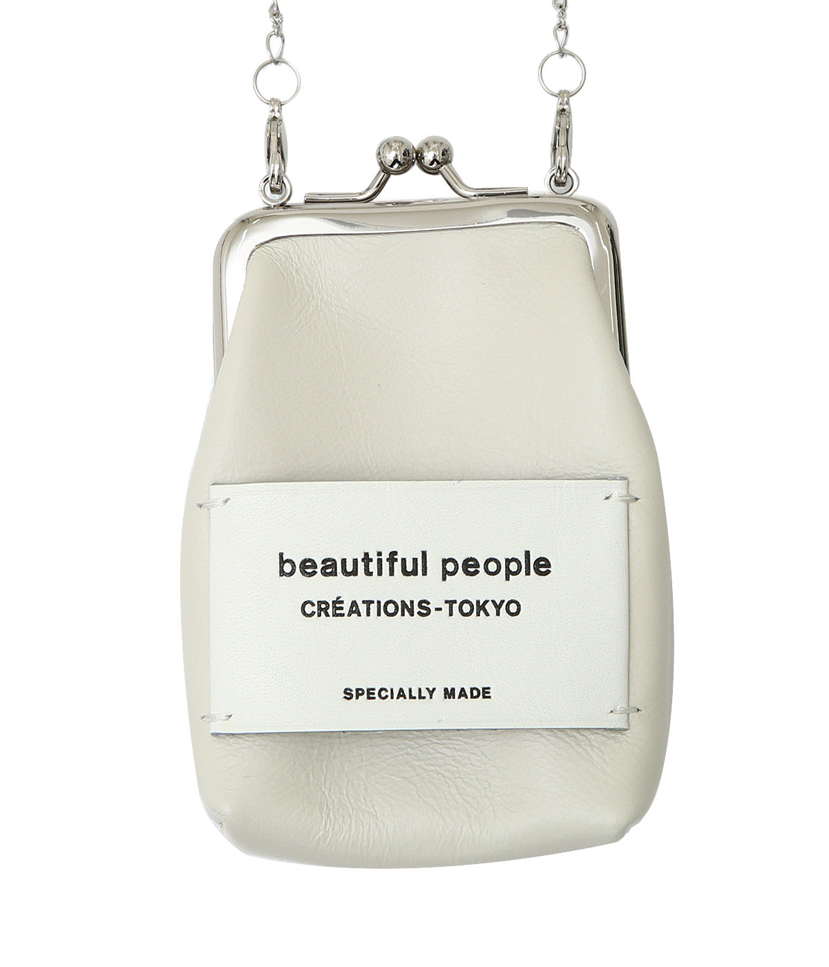【レディース】mini clasp pouch