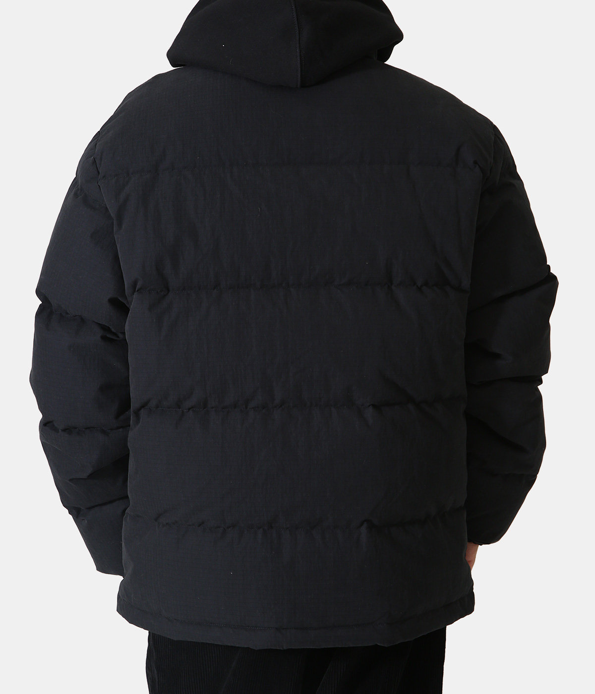 Solid Puffer Jacket