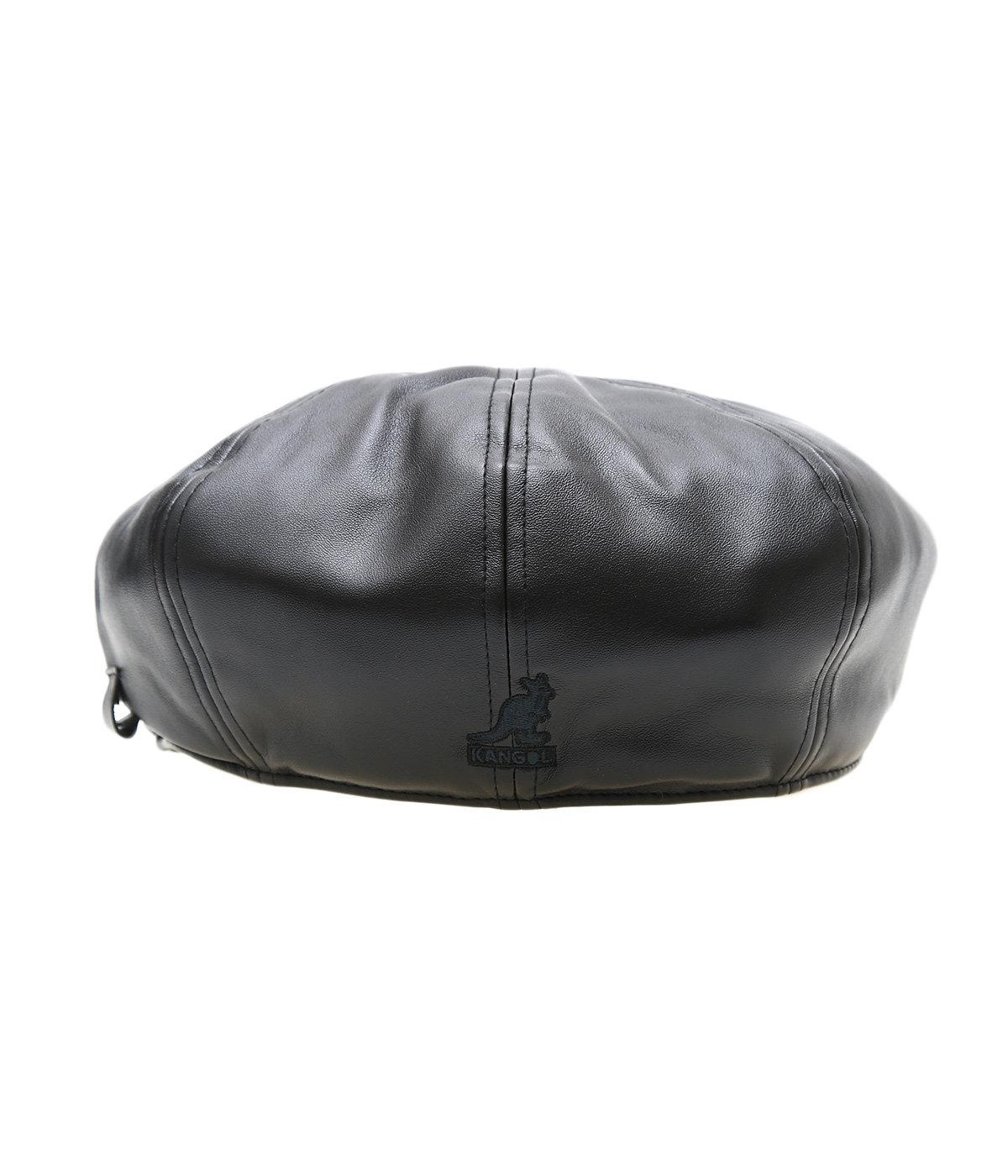 【予約】Faux Leather Cap