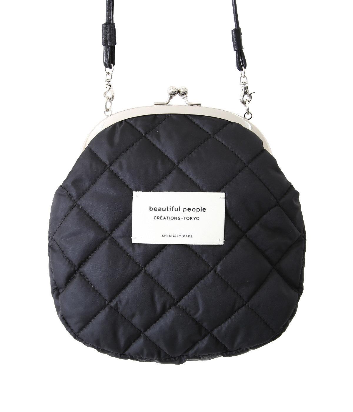 【予約】【別注】kilt clasp shoulder pouch