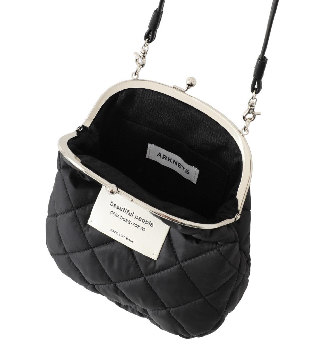 【レディース】【ONLY ARK】別注 kilt clasp shoulder pouch