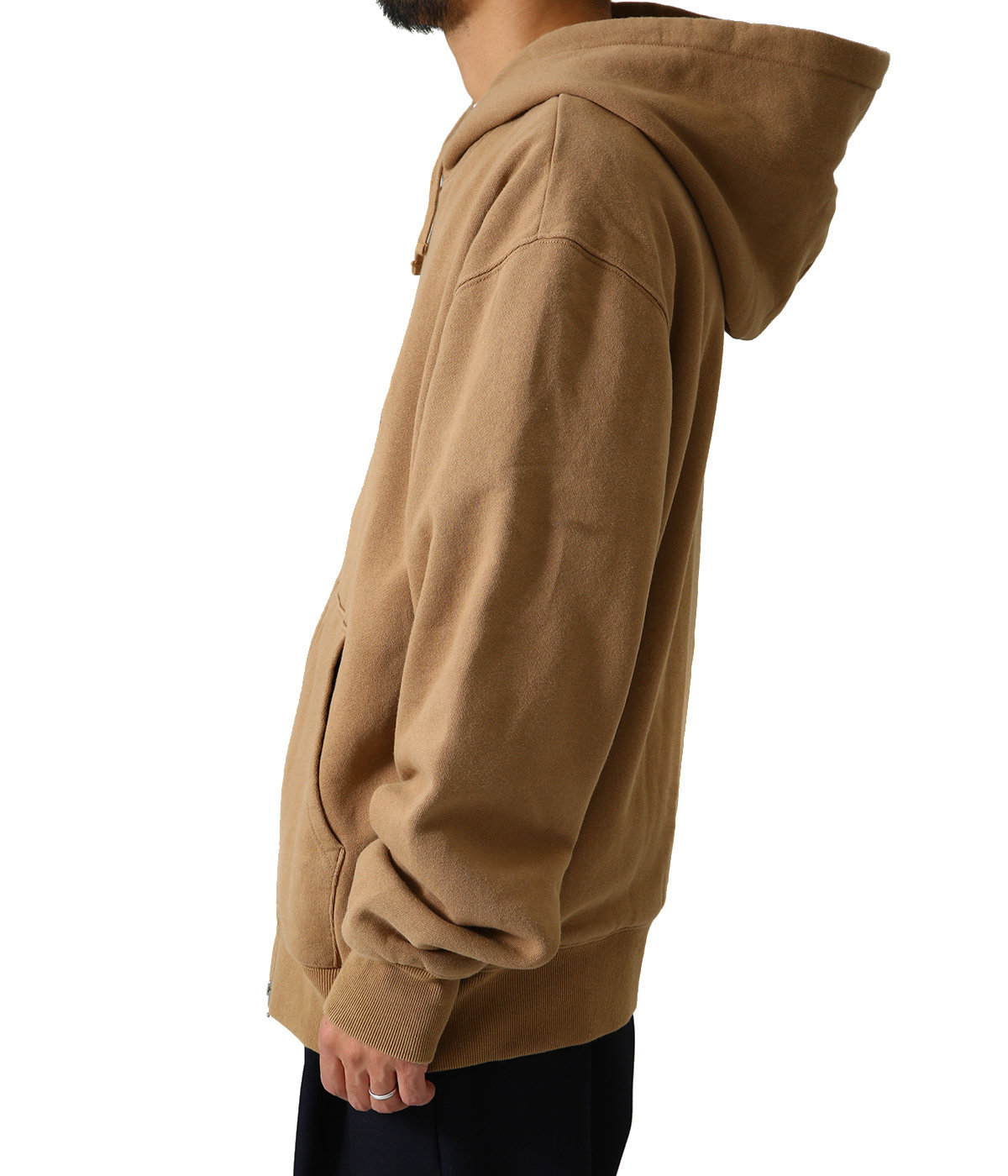 Thermal Zip Hoodie