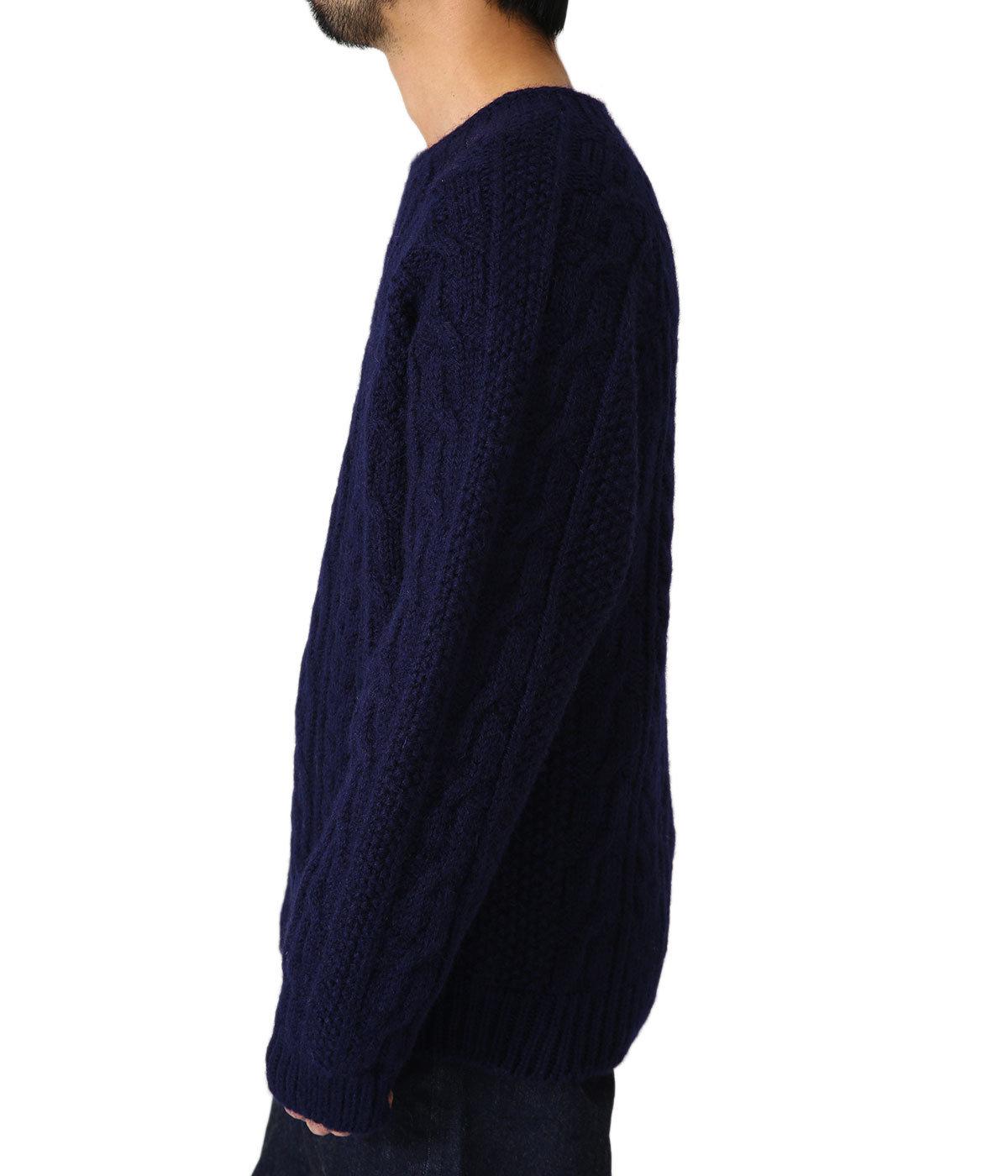 Crewneck Sweater(Size:38.40.42.44)