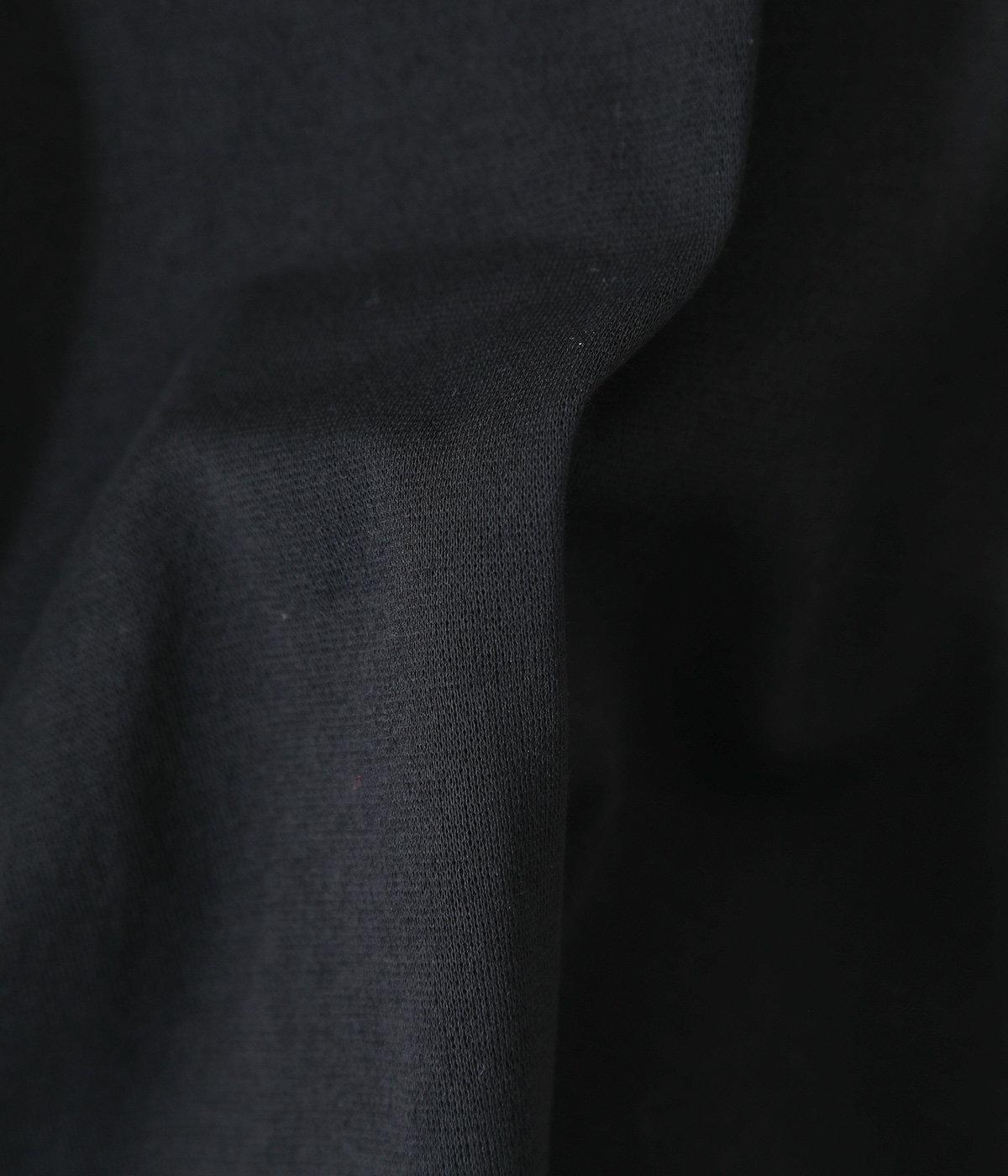 【予約】【レディース】double-end highguage sweat high neck top
