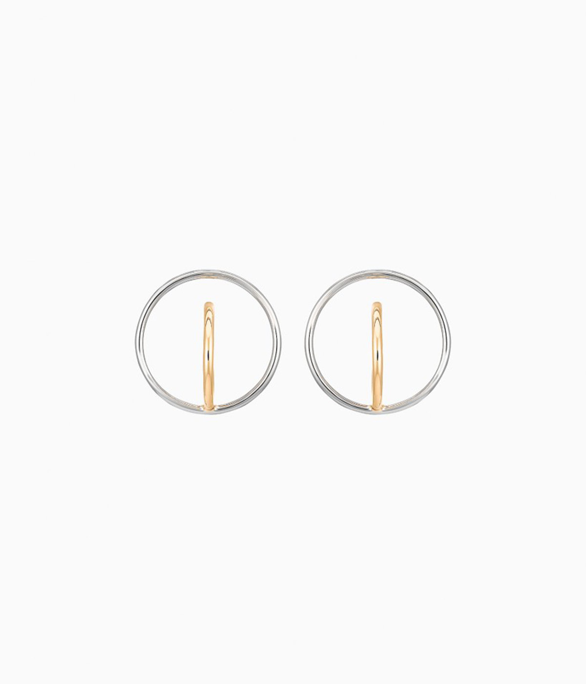 Saturn Small Earrings