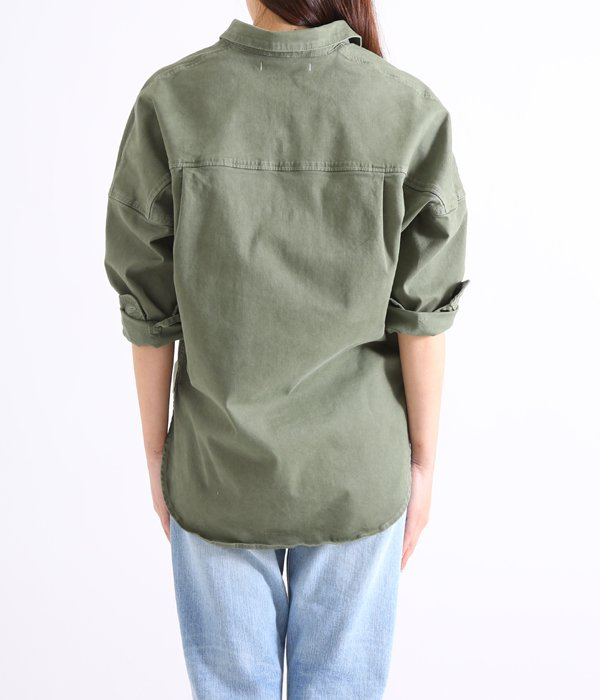 THE SHIRTS 01-LIGHT ARMY-