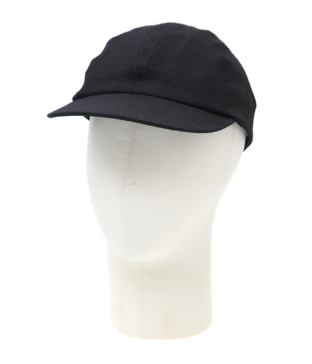 WOOL TWILL CAP