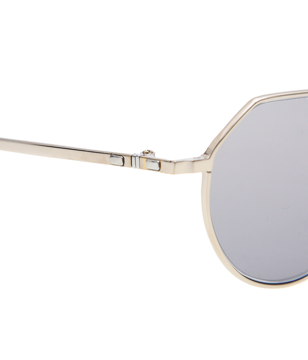 177-col902 WHITE GOLD/MD GRY-