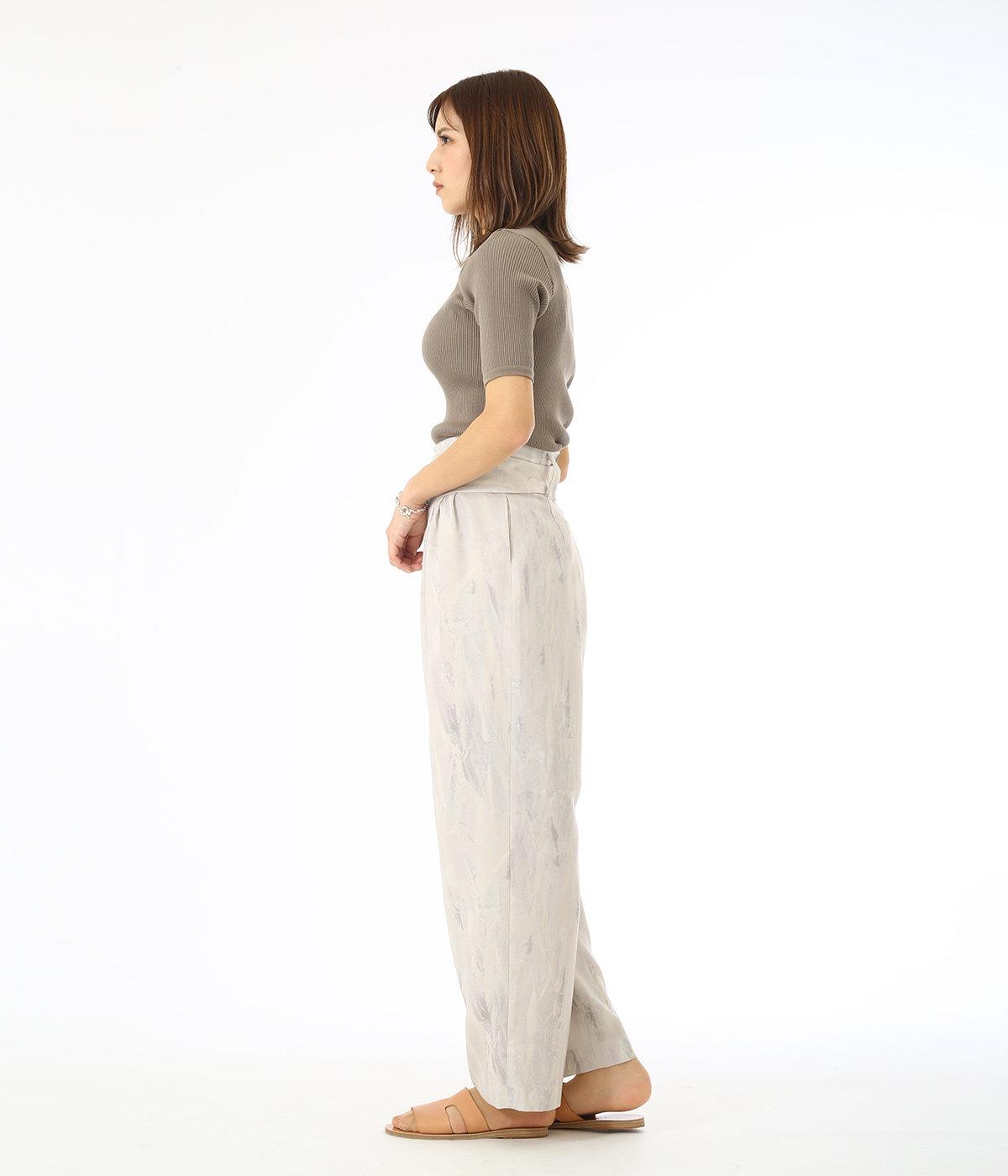 【レディース】TINT EBRU TUCK PANTS