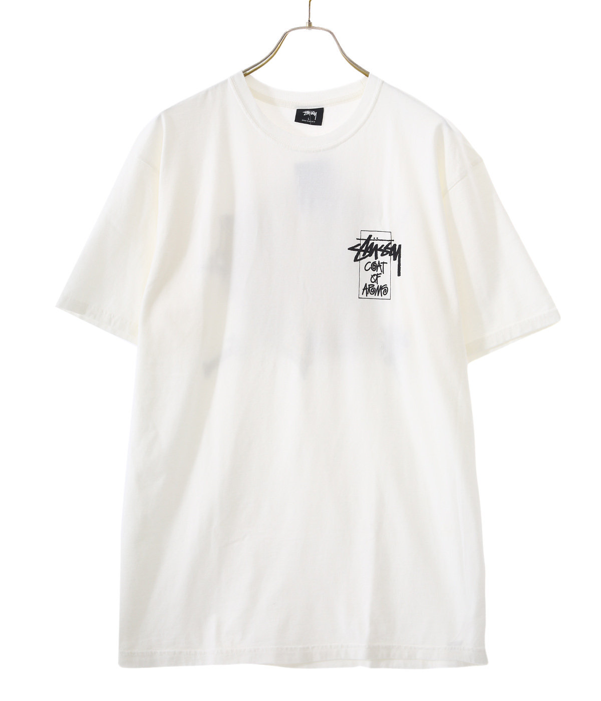 Coat Of Arms Pig Dyed Tee