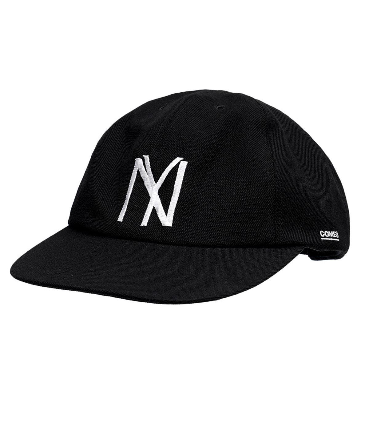 【予約】×COOPERSTOWN BALL CAP BLACK YANKEES CAP