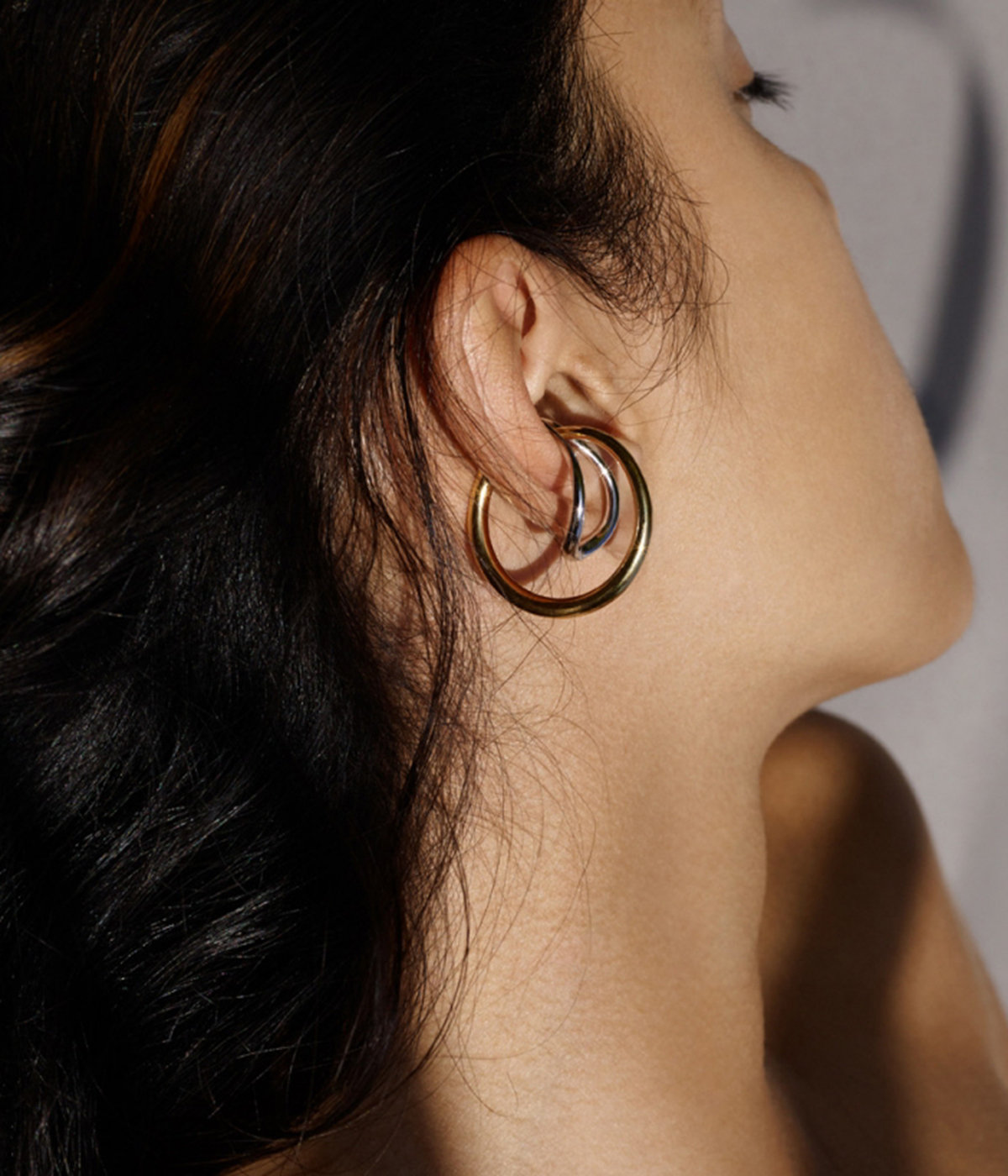 Needle Ear Cuff