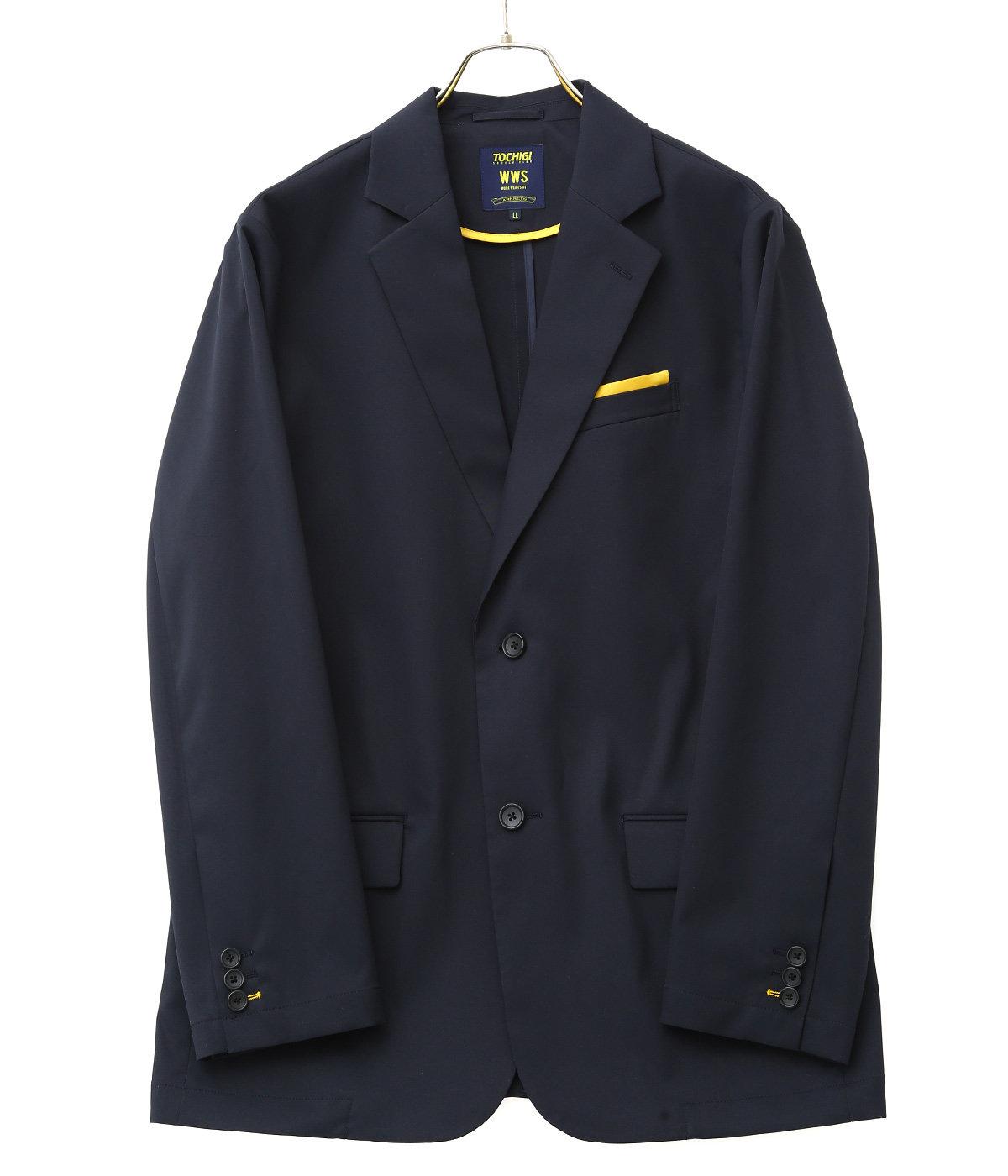 WWS×TOCHIGI SC×ARKnets  オフィシャルスーツ ジャケット