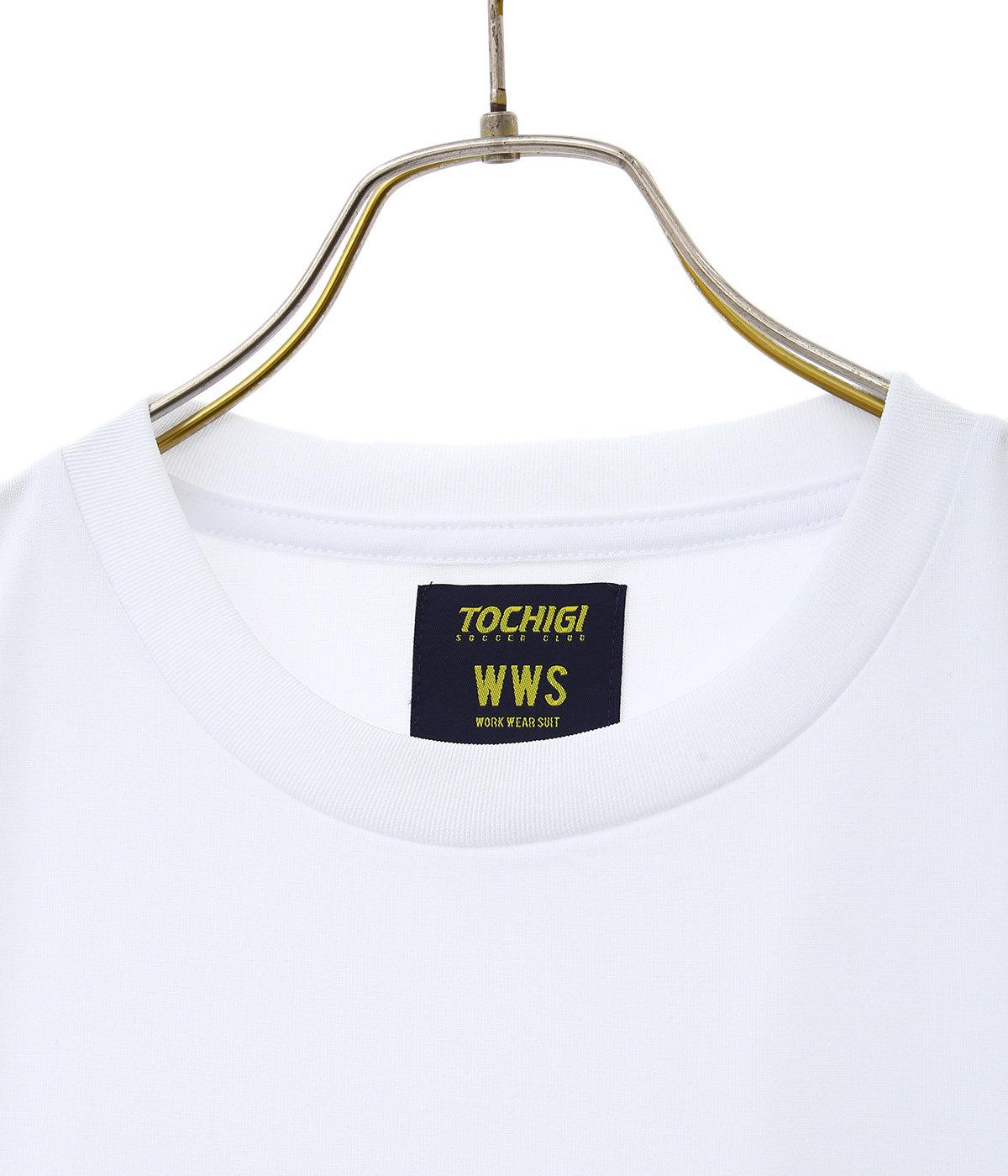 WWS×TOCHIGI SC×ARKnets オフィシャル Tシャツ
