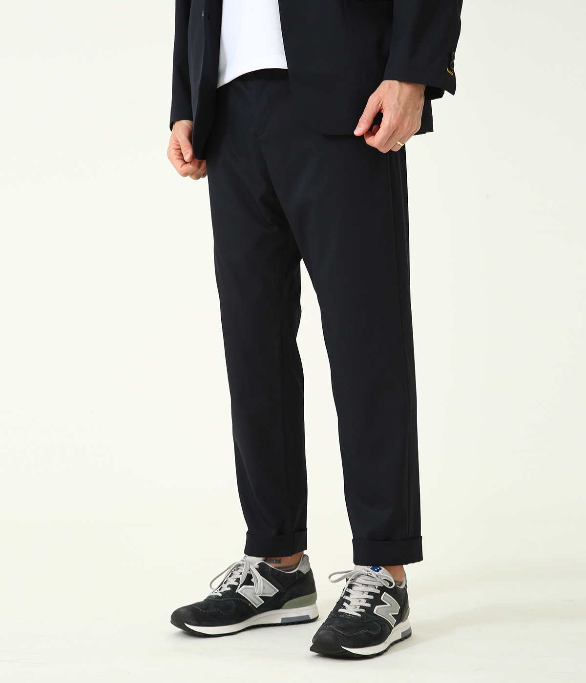 WWS×TOCHIGI SC×ARKnets オフィシャルスーツ パンツ