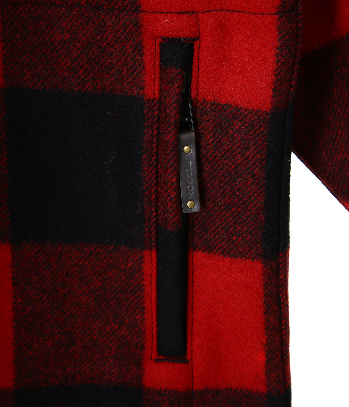 MACKINAW WOOL FIELD JACKET