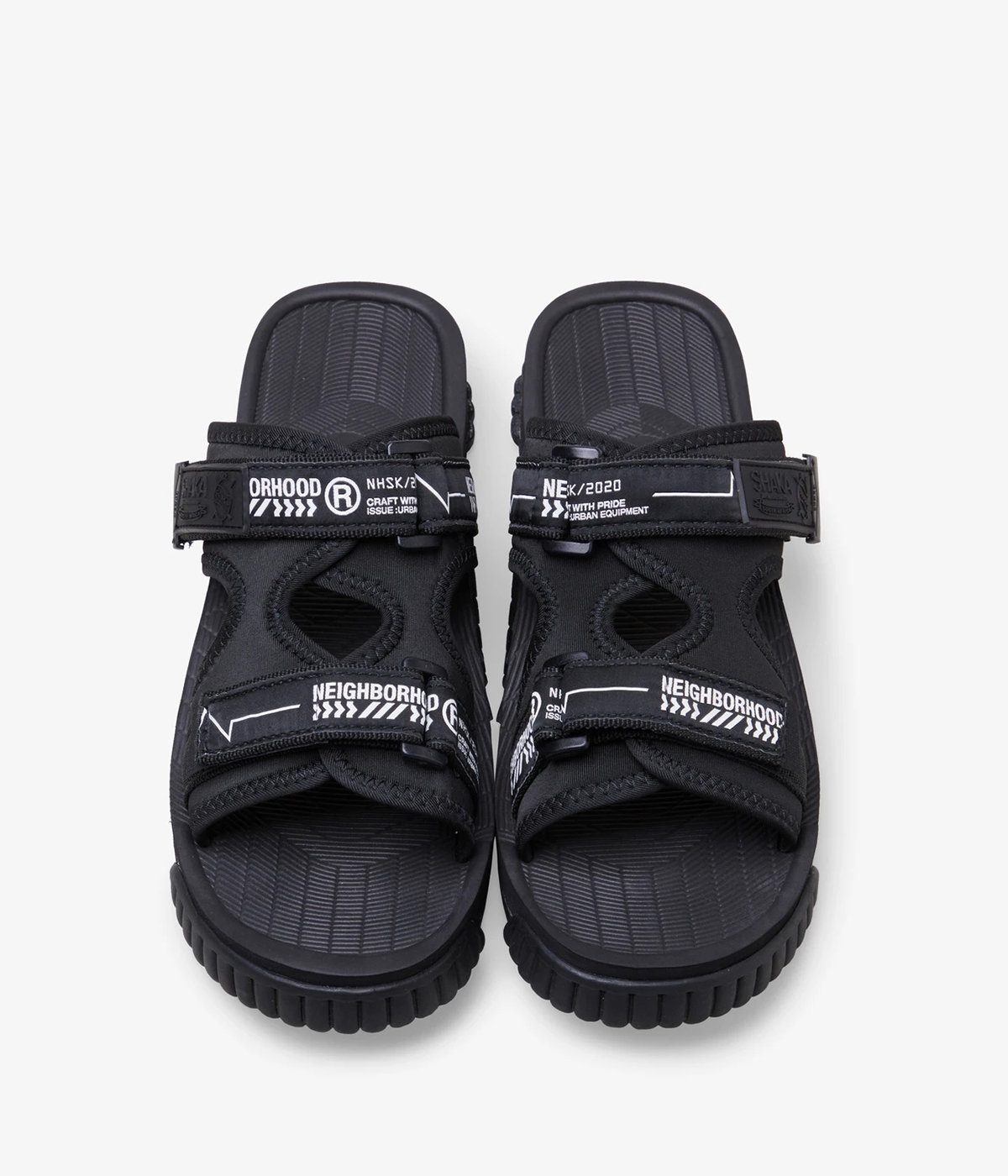 NHSK . CHILL OUT / PE-SANDAL