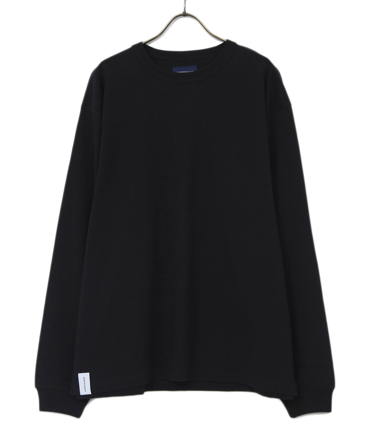CREW NECK LS FULL SIZE
