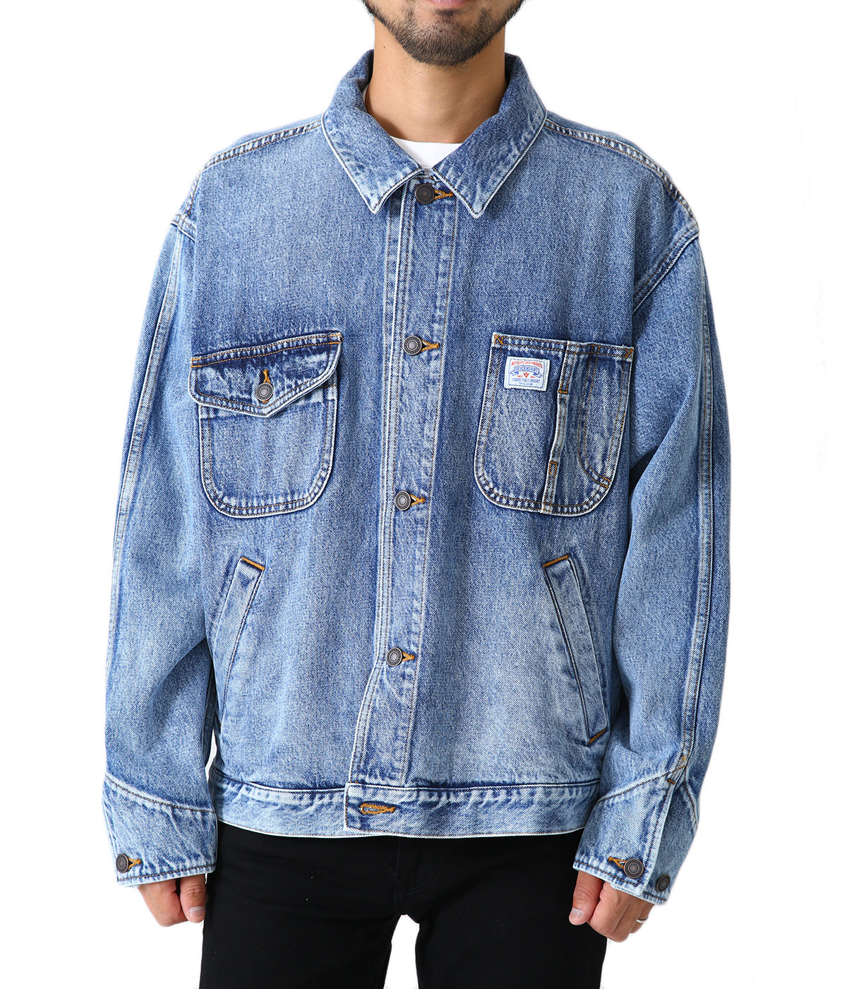 RANCH DENIM JACKET